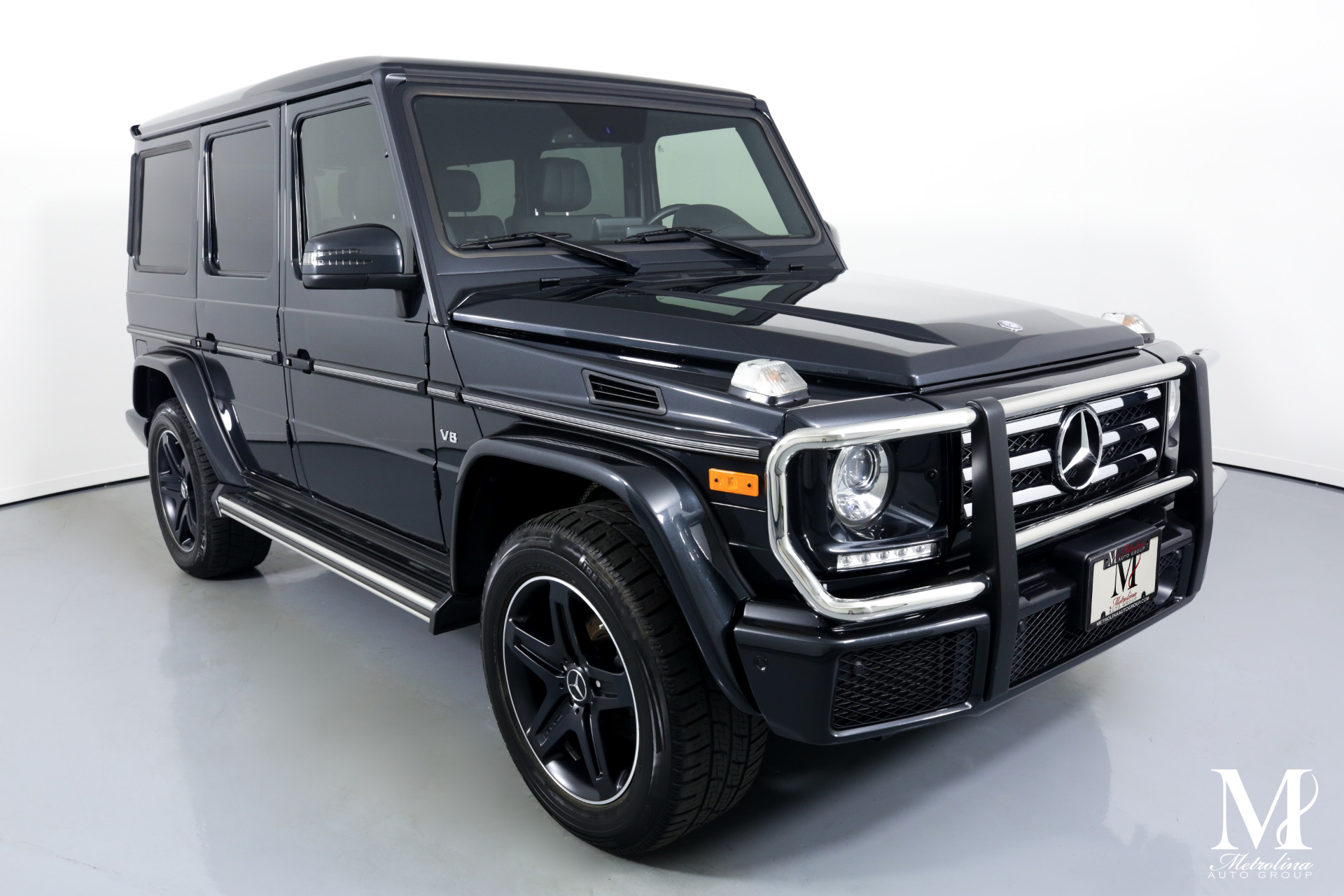 Used 2017 Mercedes-Benz G-Class G 550 for sale $78,456 at Metrolina Auto Group in Charlotte NC 28217 - 2