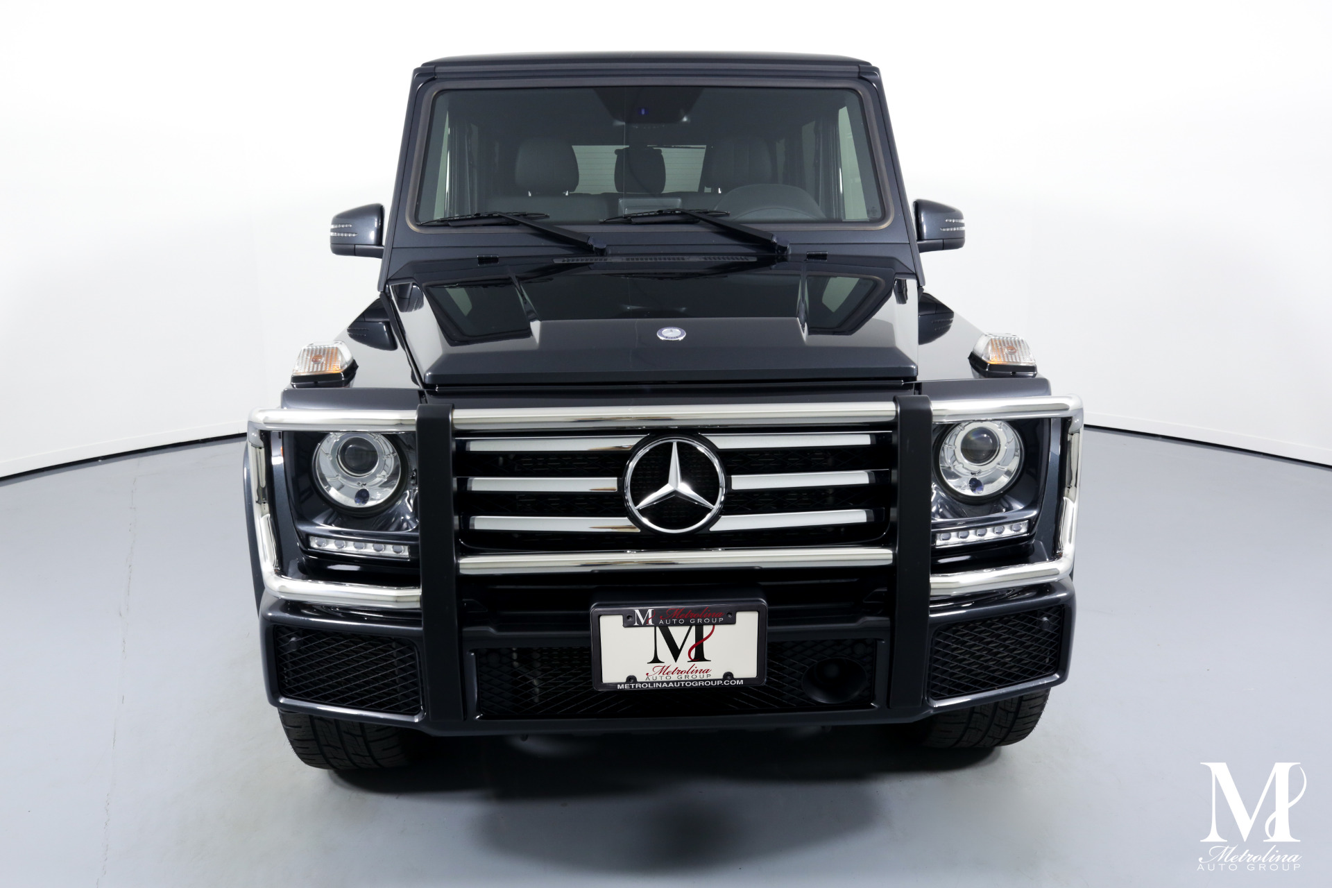 Used 2017 Mercedes-Benz G-Class G 550 for sale $78,456 at Metrolina Auto Group in Charlotte NC 28217 - 3