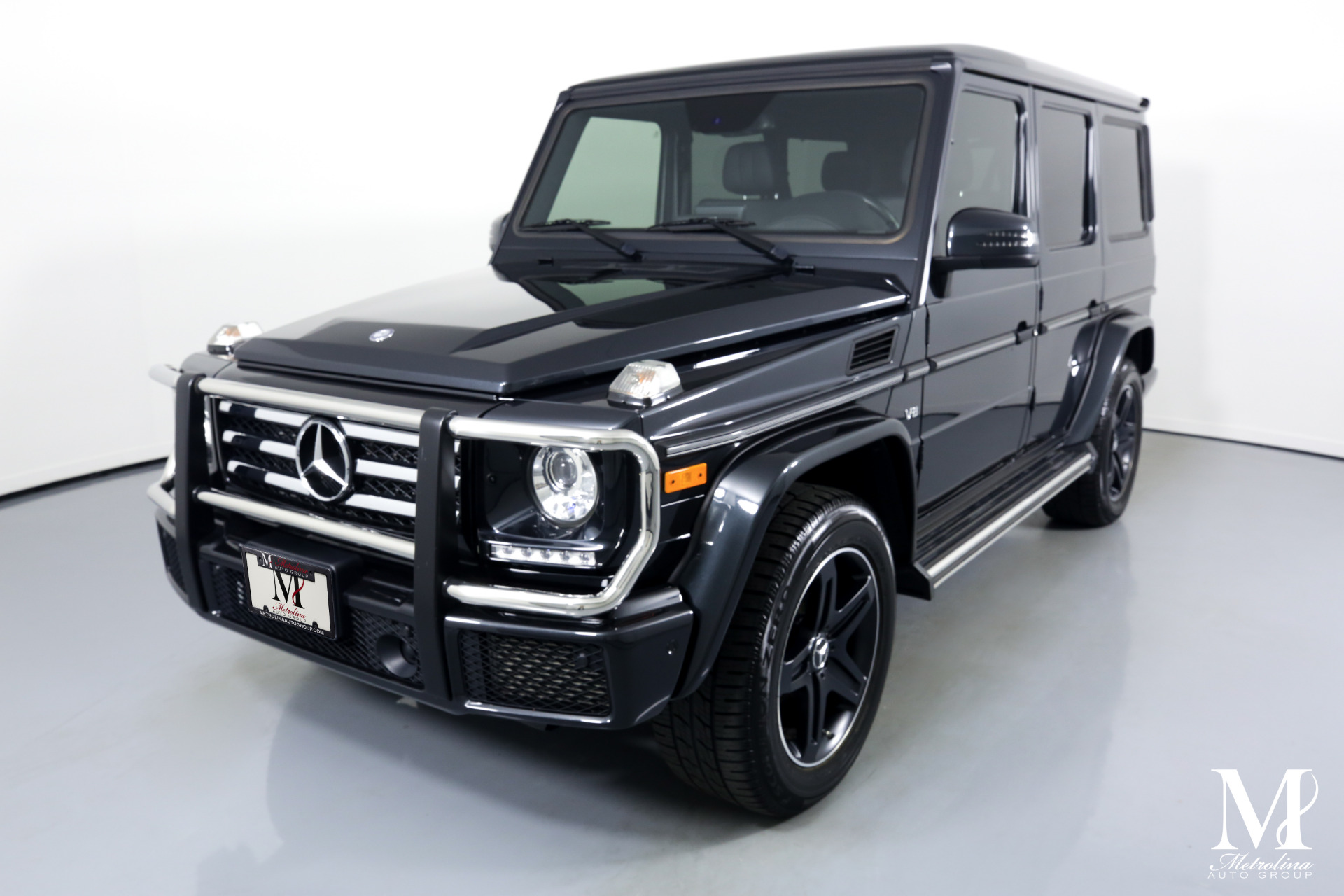 Used 2017 Mercedes-Benz G-Class G 550 for sale $78,456 at Metrolina Auto Group in Charlotte NC 28217 - 4