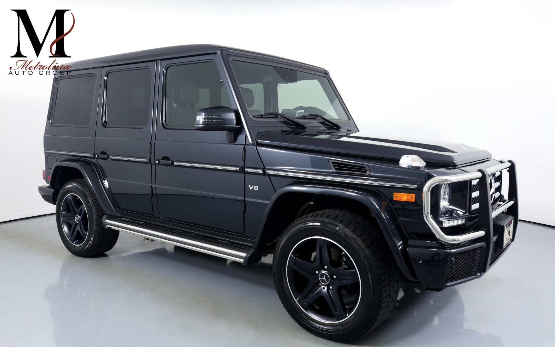 Used 2017 Mercedes-Benz G-Class G 550 for sale $78,456 at Metrolina Auto Group in Charlotte NC 28217 - 1