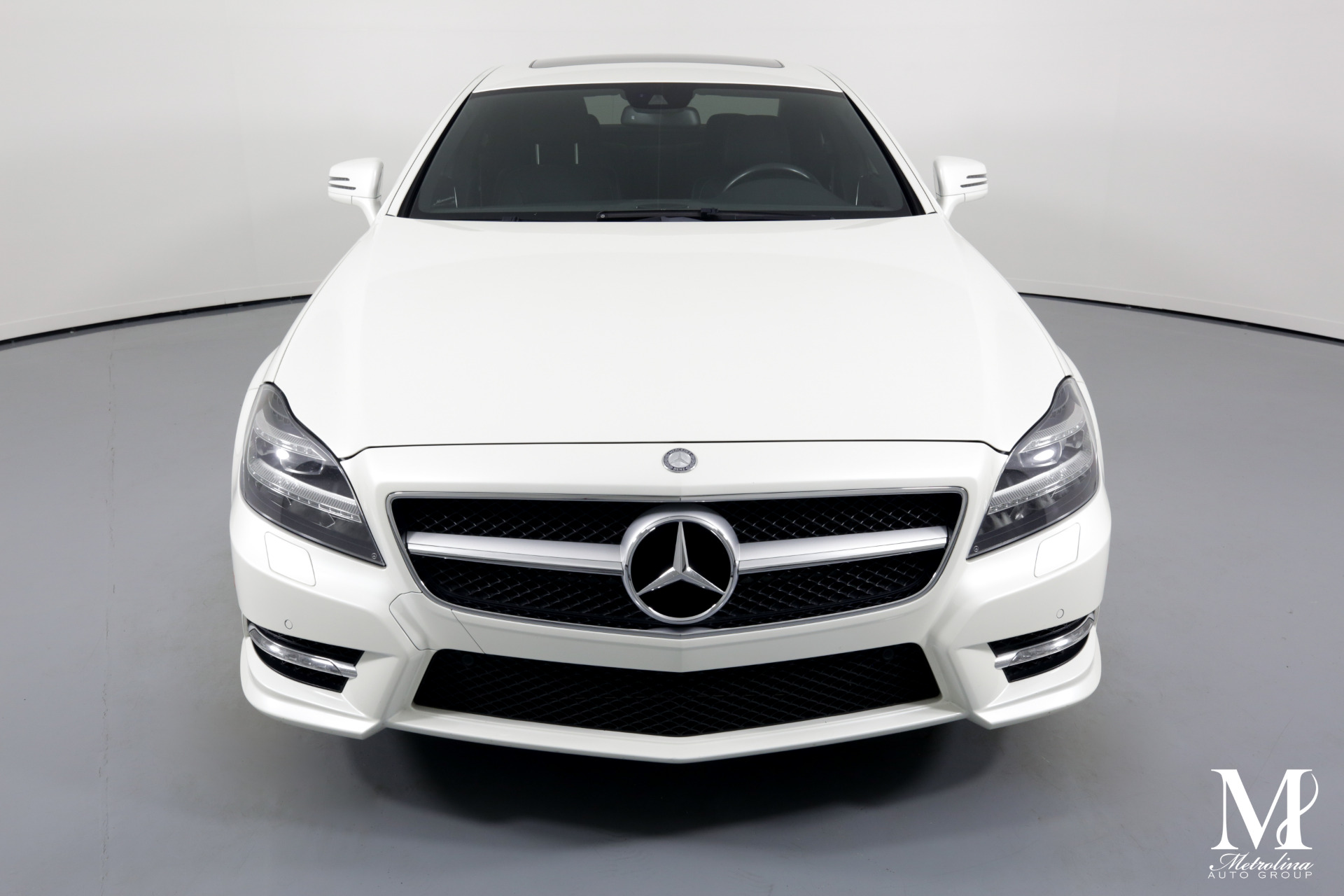 Used 2014 Mercedes-Benz CLS CLS 550 for sale Sold at Metrolina Auto Group in Charlotte NC 28217 - 3