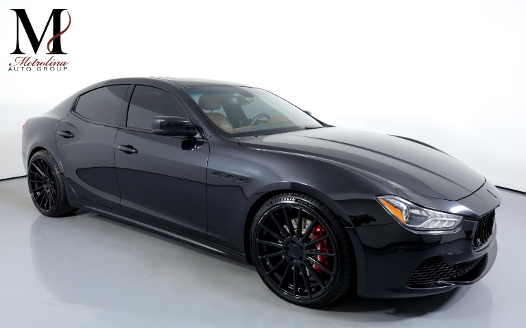 Used Used 2014 Maserati Ghibli S Q4 for sale $29,996 at Metrolina Auto Group in Charlotte NC