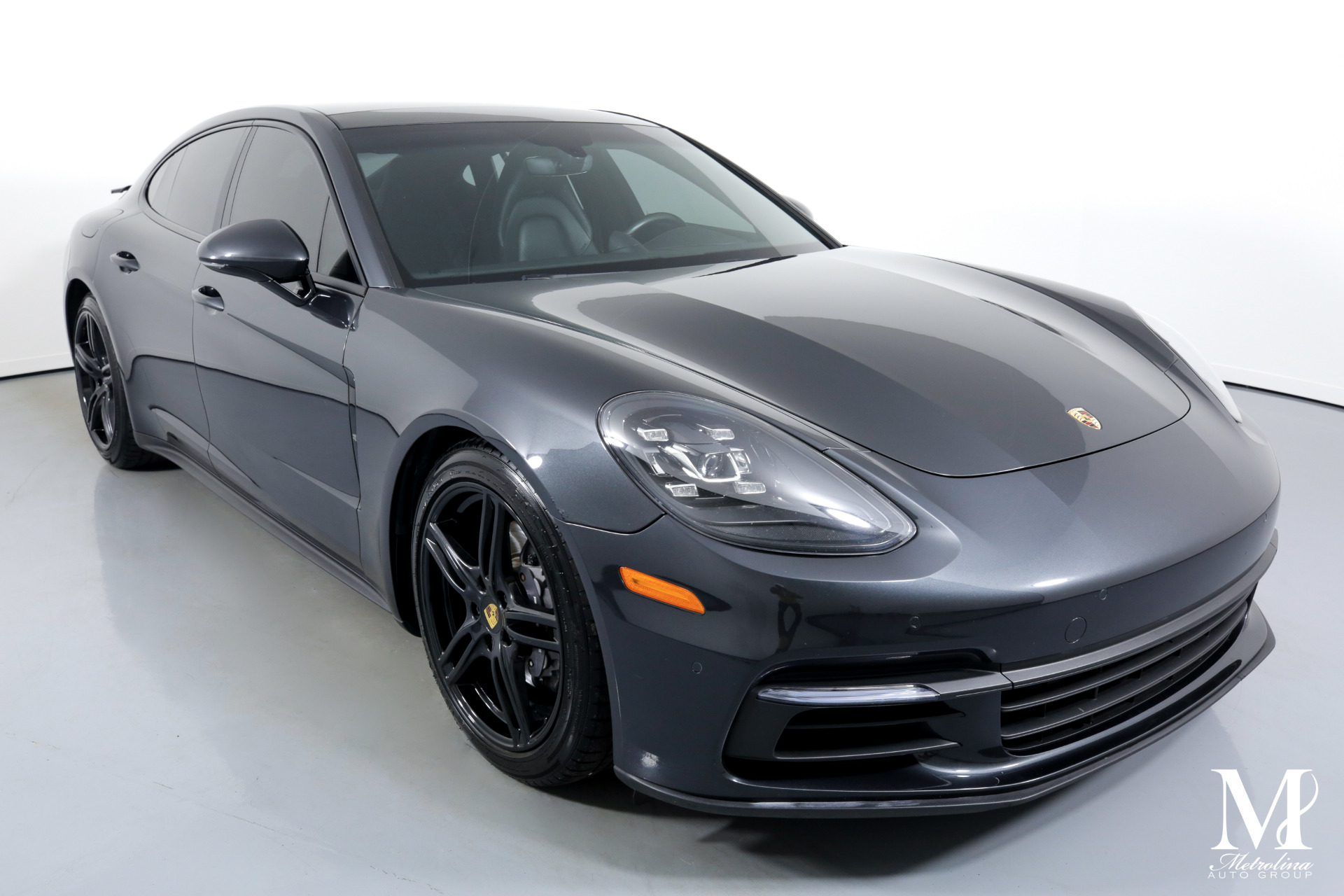 Used 2017 Porsche Panamera for sale $66,996 at Metrolina Auto Group in Charlotte NC 28217 - 2