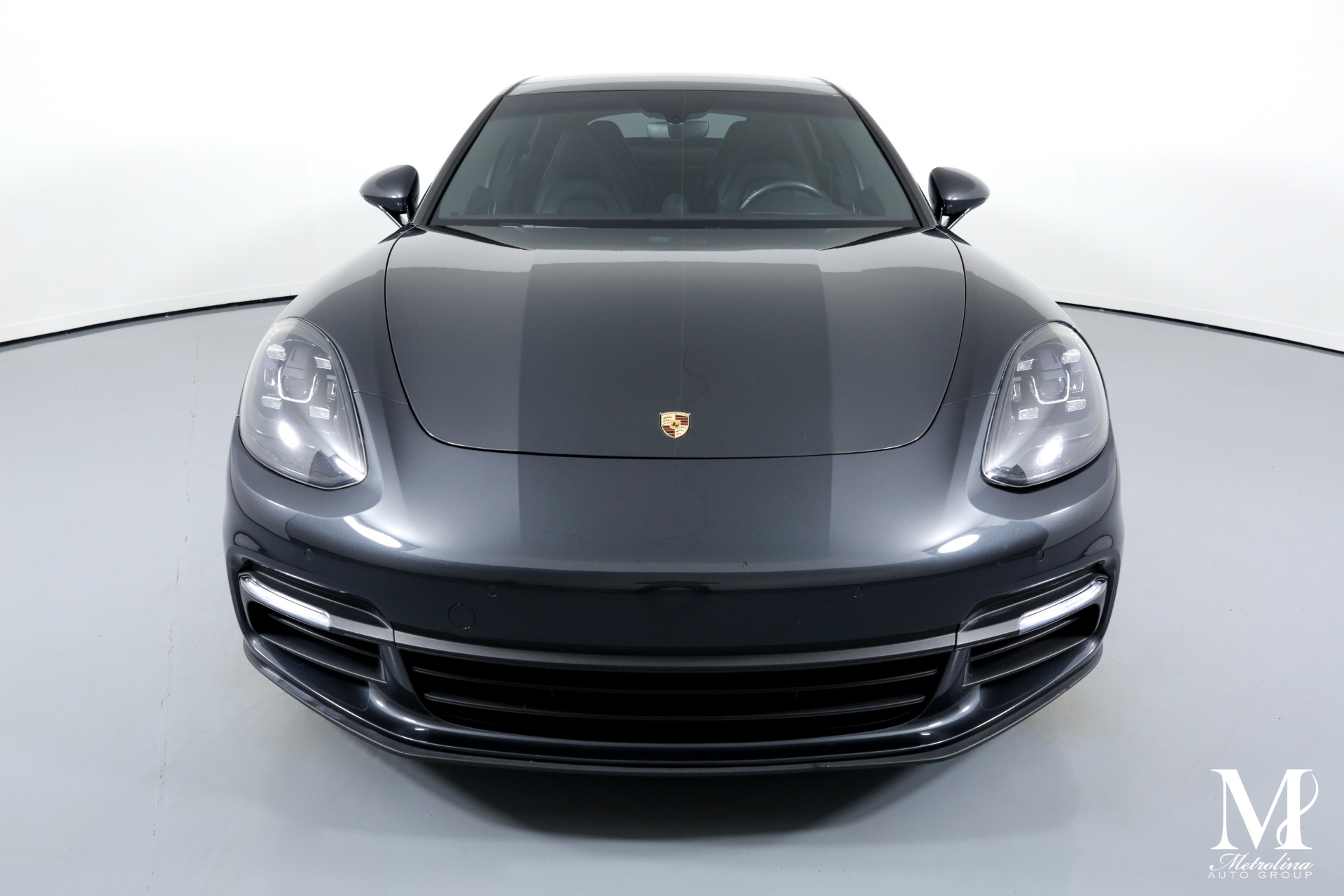 Used 2017 Porsche Panamera for sale $66,996 at Metrolina Auto Group in Charlotte NC 28217 - 3