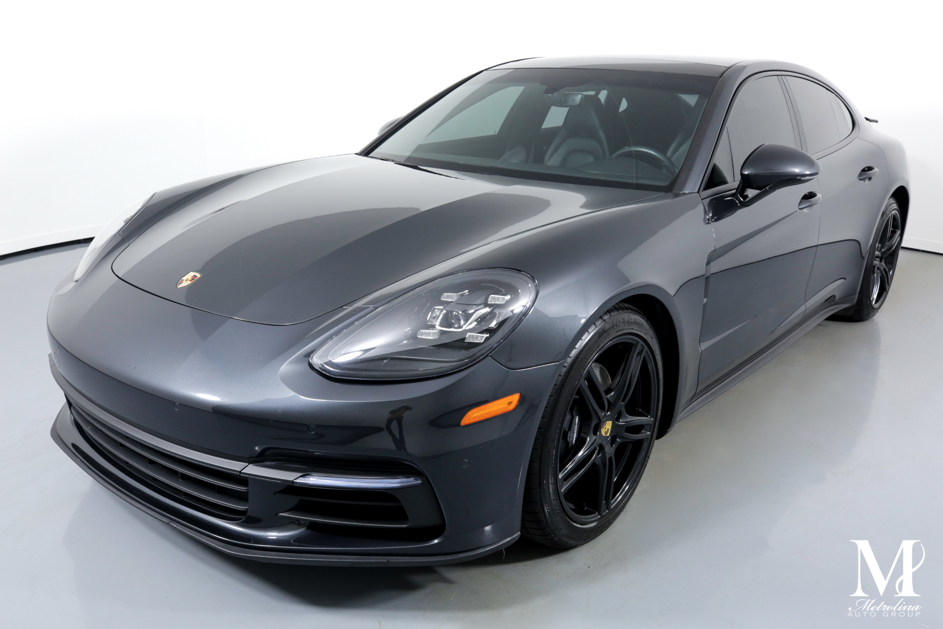Used 2017 Porsche Panamera for sale $66,996 at Metrolina Auto Group in Charlotte NC 28217 - 4