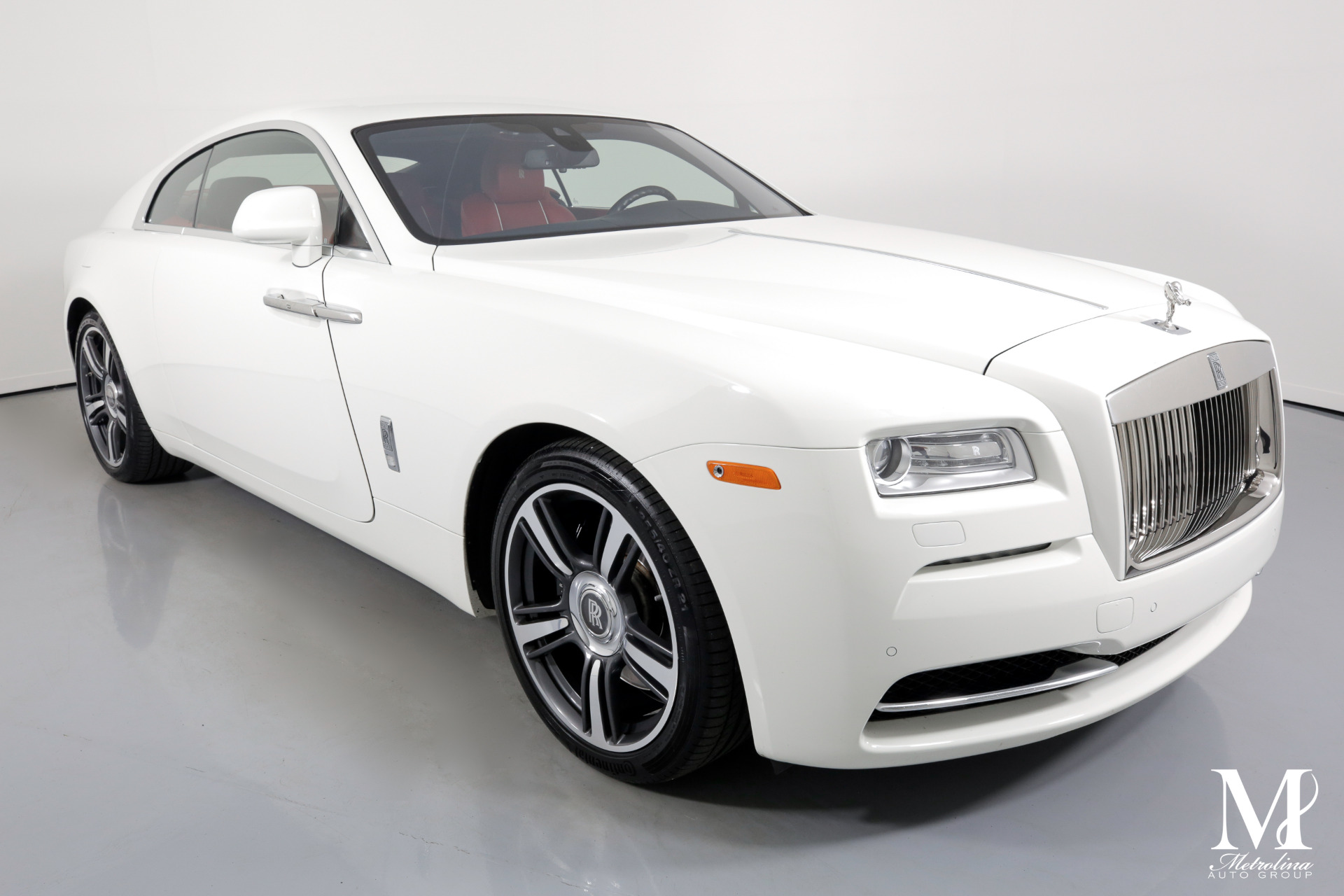 Used 2016 Rolls-Royce Wraith for sale $179,996 at Metrolina Auto Group in Charlotte NC 28217 - 2