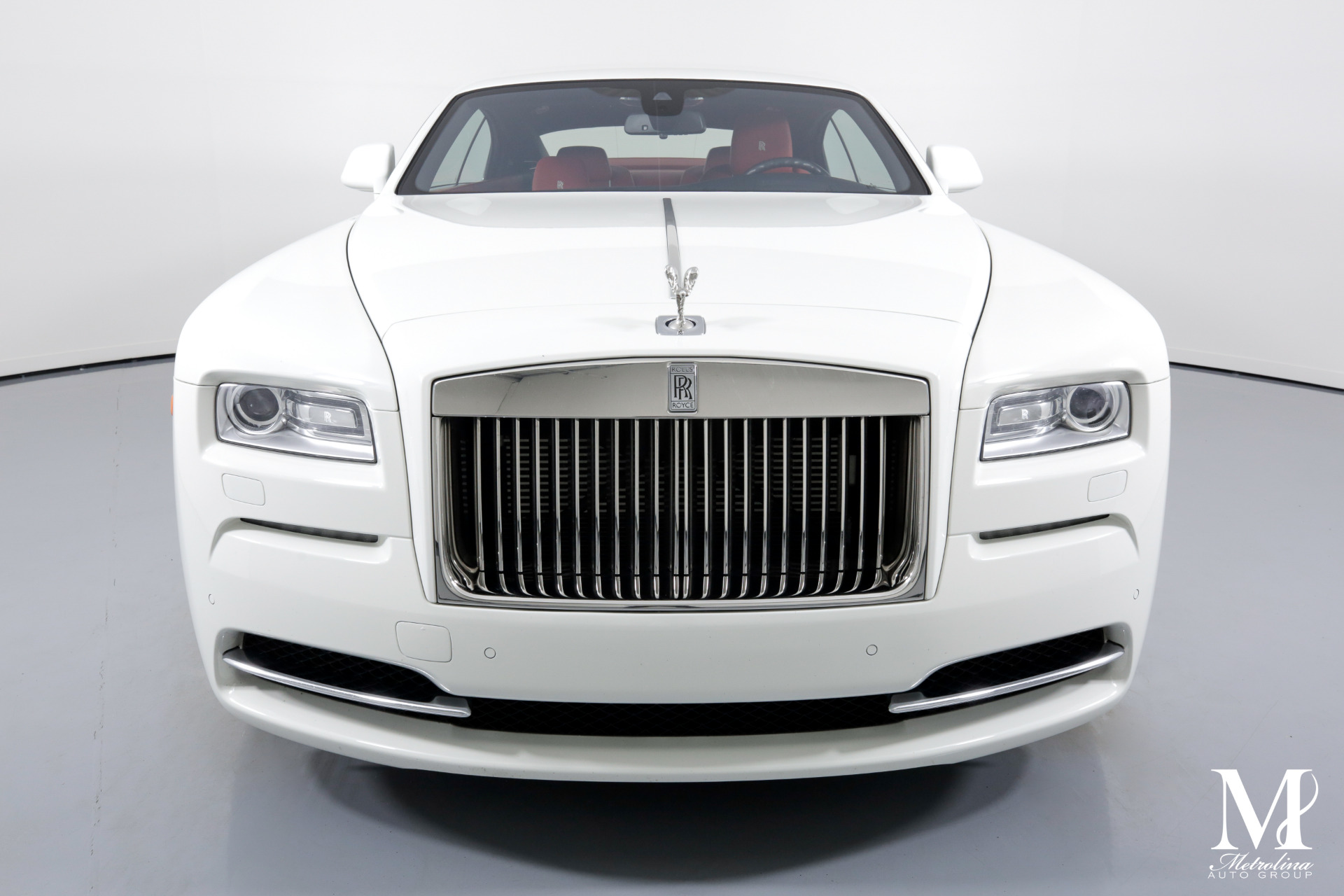Used 2016 Rolls-Royce Wraith for sale $179,996 at Metrolina Auto Group in Charlotte NC 28217 - 3