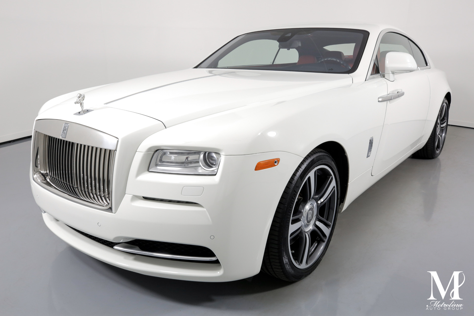 Used 2016 Rolls-Royce Wraith for sale $179,996 at Metrolina Auto Group in Charlotte NC 28217 - 4