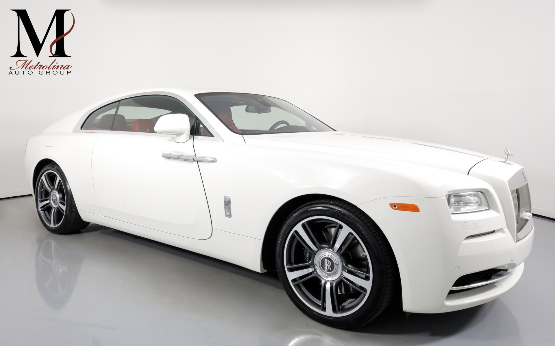 Used 2016 Rolls-Royce Wraith for sale $179,996 at Metrolina Auto Group in Charlotte NC 28217 - 1