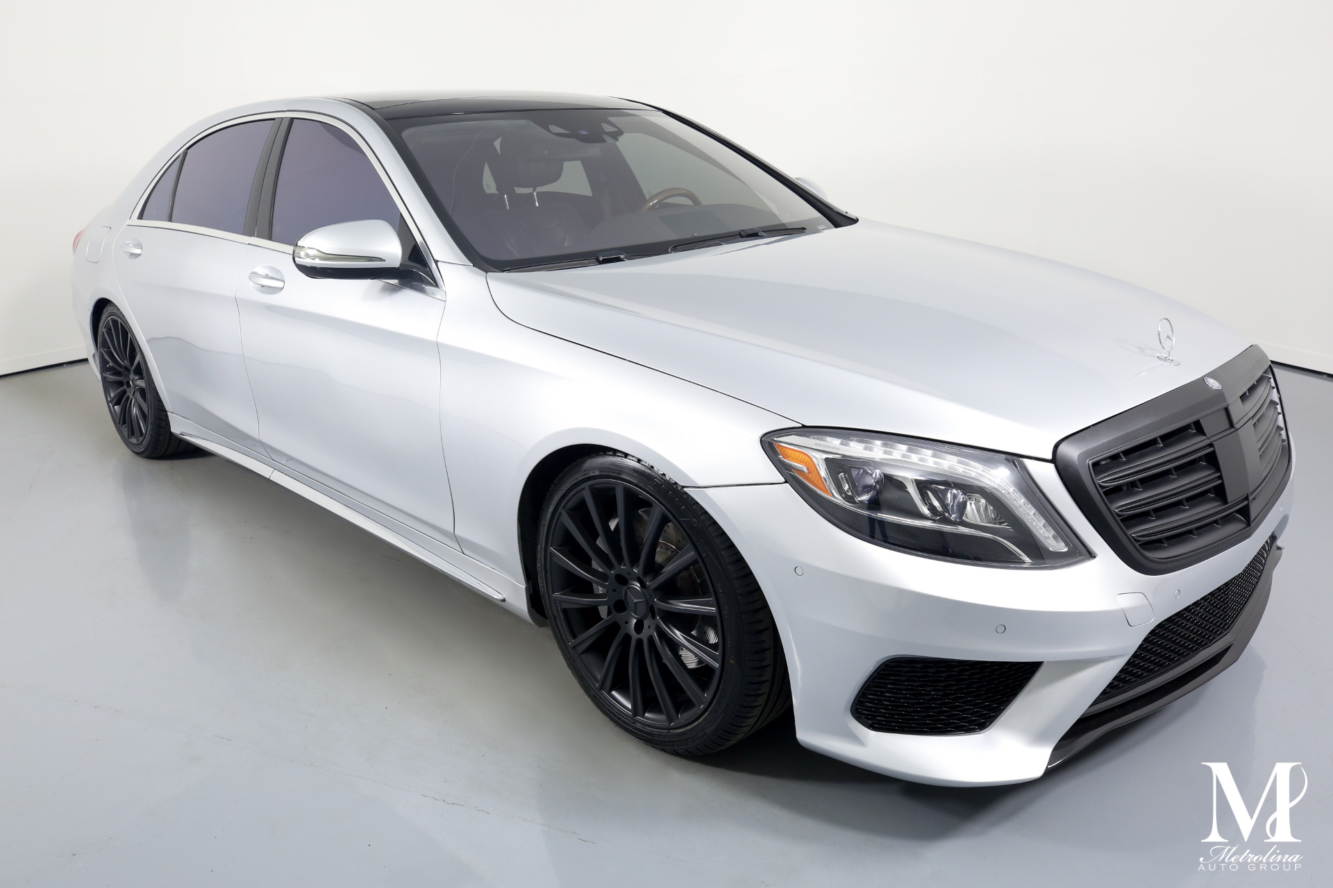 Used 2014 Mercedes-Benz S-Class S 550 for sale $44,996 at Metrolina Auto Group in Charlotte NC 28217 - 2