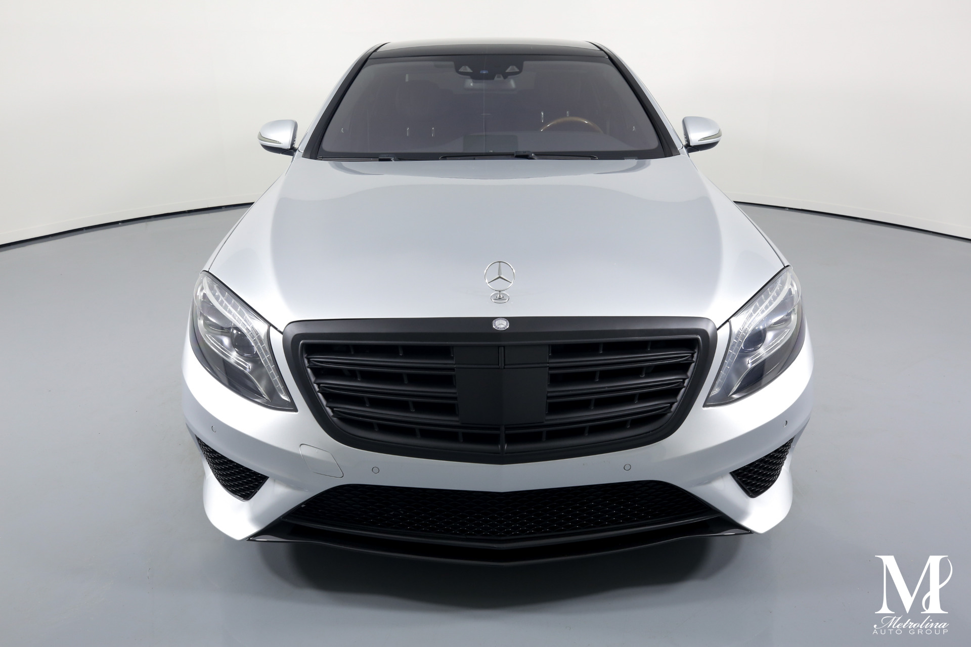 Used 2014 Mercedes-Benz S-Class S 550 for sale $44,996 at Metrolina Auto Group in Charlotte NC 28217 - 3