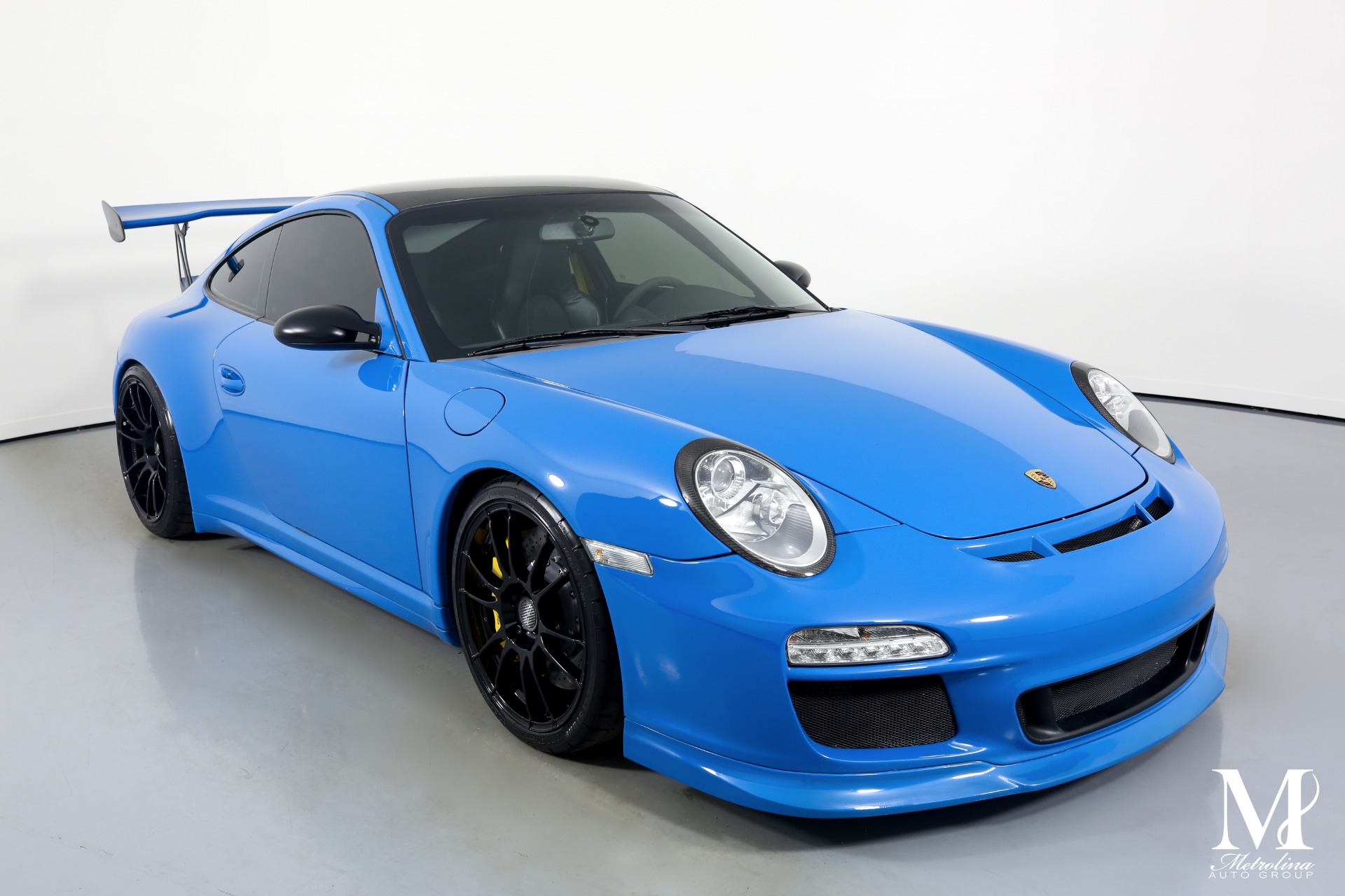 Used 2007 Porsche 911 GT3 for sale $99,996 at Metrolina Auto Group in Charlotte NC 28217 - 2