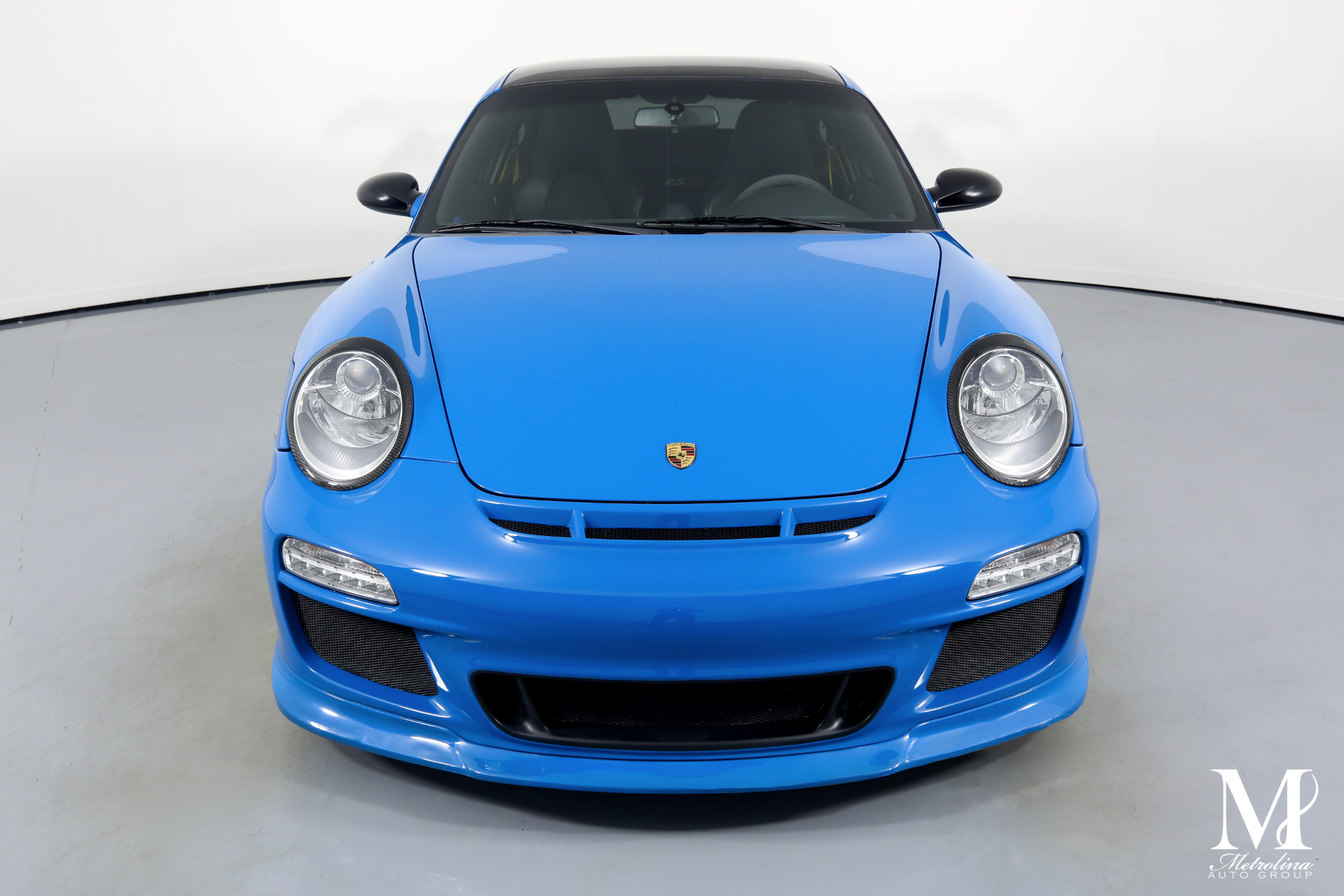 Used 2007 Porsche 911 GT3 for sale $99,996 at Metrolina Auto Group in Charlotte NC 28217 - 3