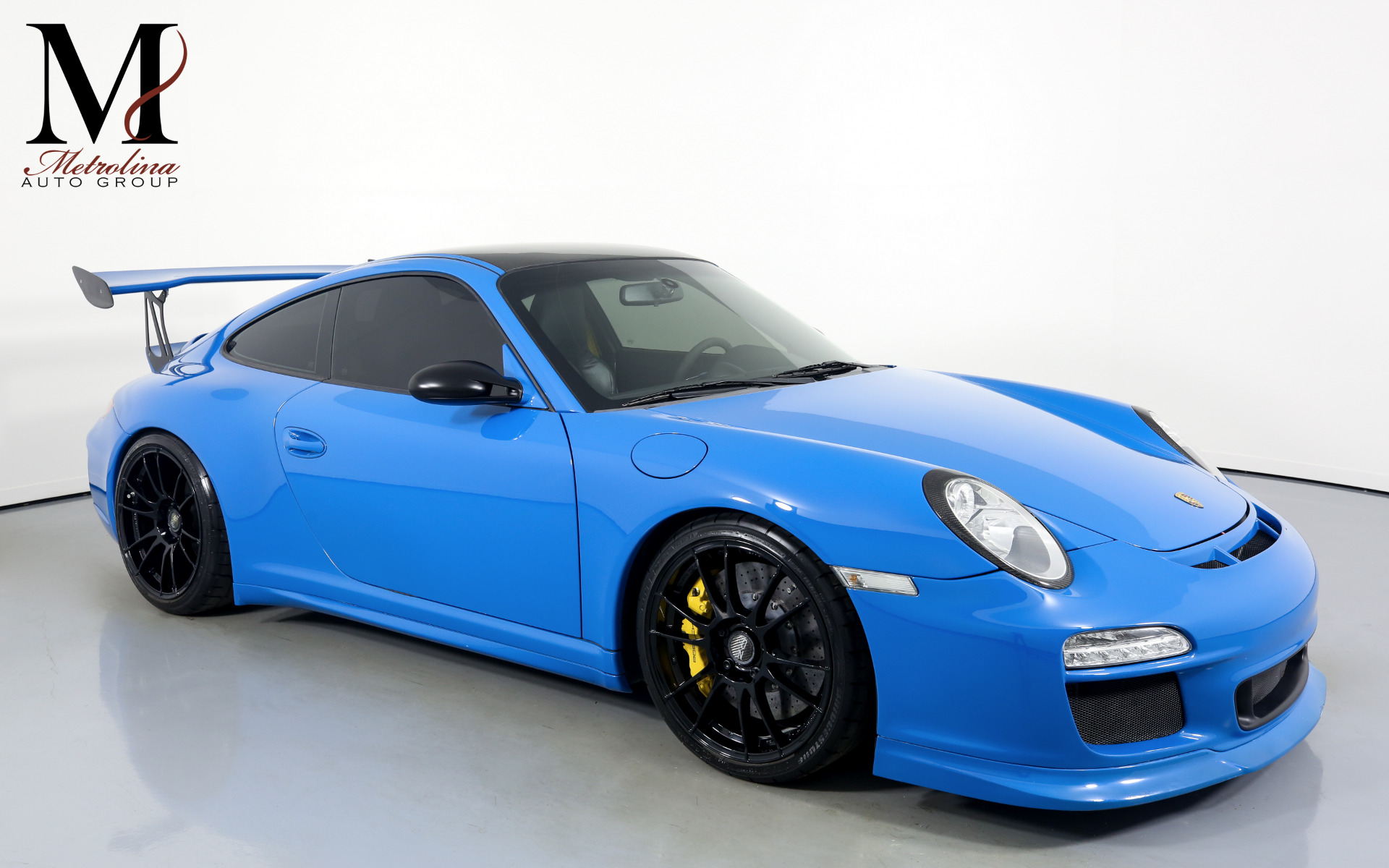 Used 2007 Porsche 911 GT3 for sale $99,996 at Metrolina Auto Group in Charlotte NC 28217 - 1