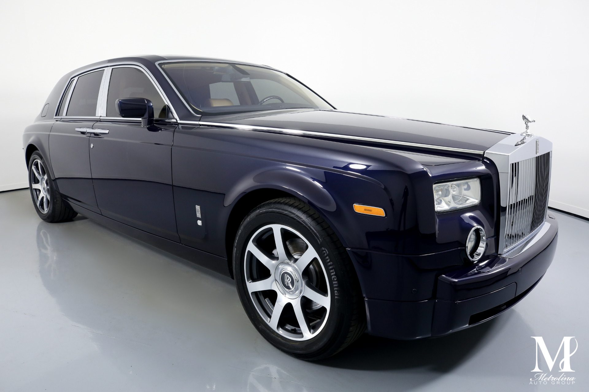 Used 2005 Rolls-Royce Phantom for sale Sold at Metrolina Auto Group in Charlotte NC 28217 - 2