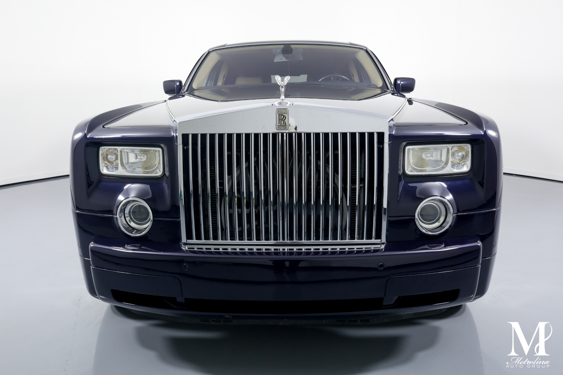 Used 2005 Rolls-Royce Phantom for sale Sold at Metrolina Auto Group in Charlotte NC 28217 - 3
