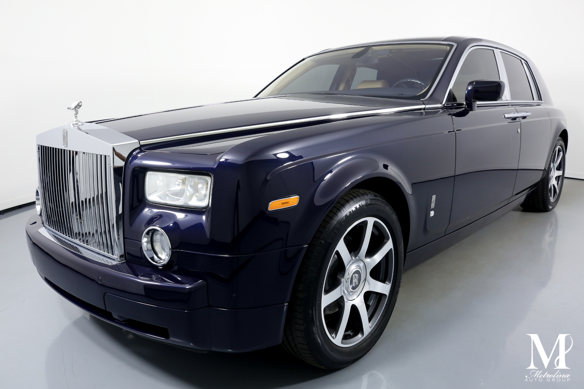 Used 2005 Rolls-Royce Phantom for sale Sold at Metrolina Auto Group in Charlotte NC 28217 - 4