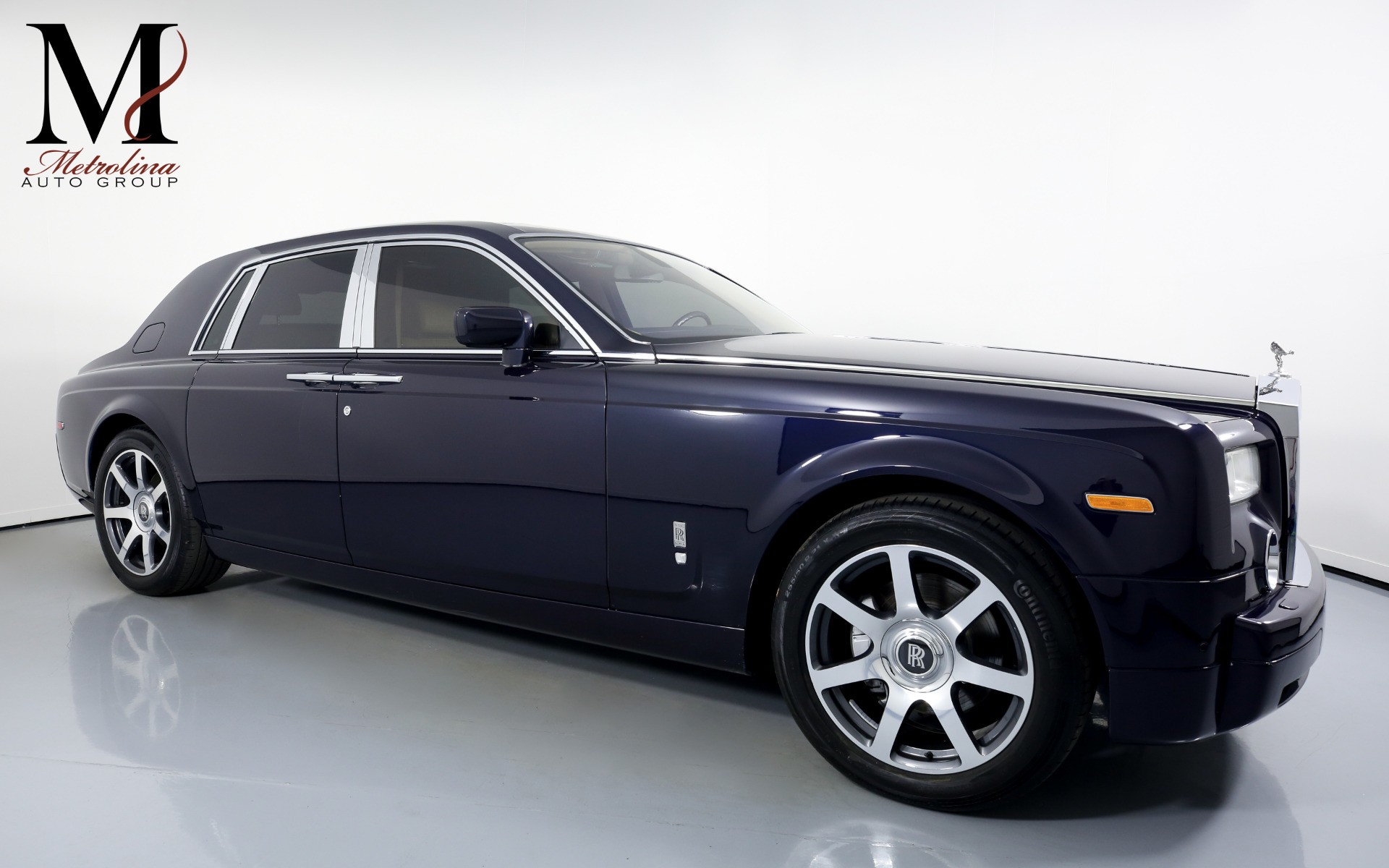 Used 2005 Rolls-Royce Phantom for sale Sold at Metrolina Auto Group in Charlotte NC 28217 - 1