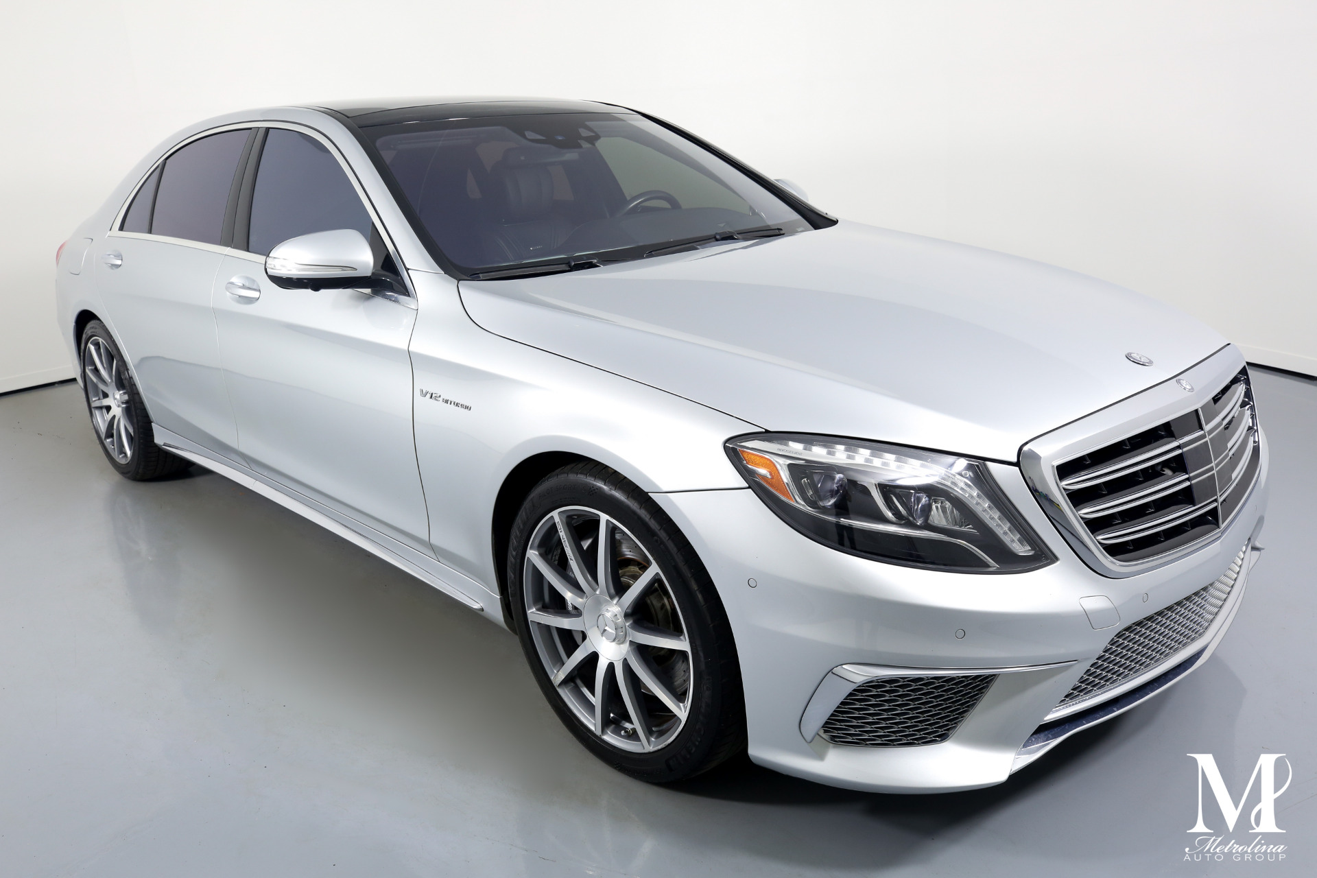 Used 2015 Mercedes-Benz S-Class S 65 AMG for sale $74,996 at Metrolina Auto Group in Charlotte NC 28217 - 2
