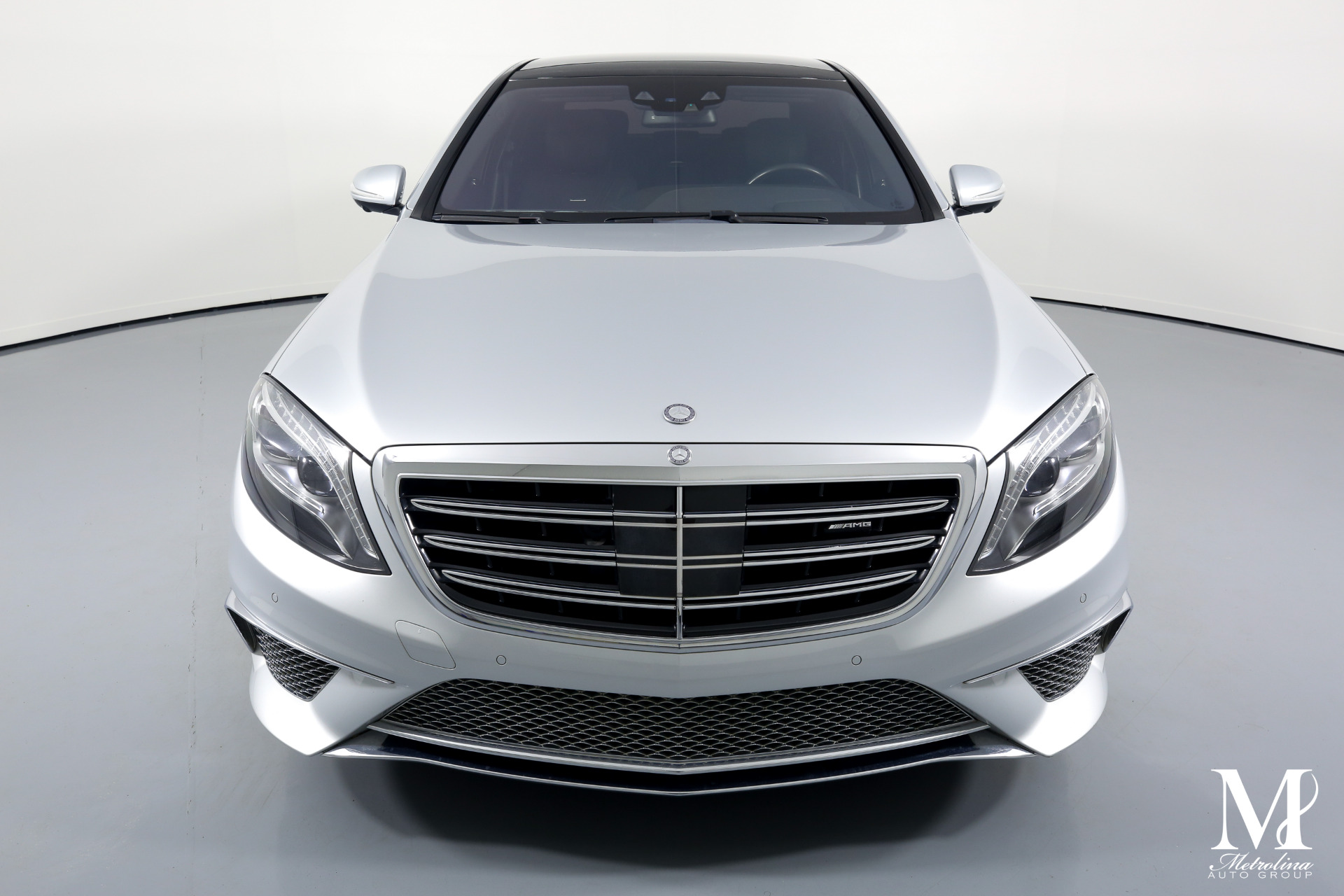 Used 2015 Mercedes-Benz S-Class S 65 AMG for sale $74,996 at Metrolina Auto Group in Charlotte NC 28217 - 3
