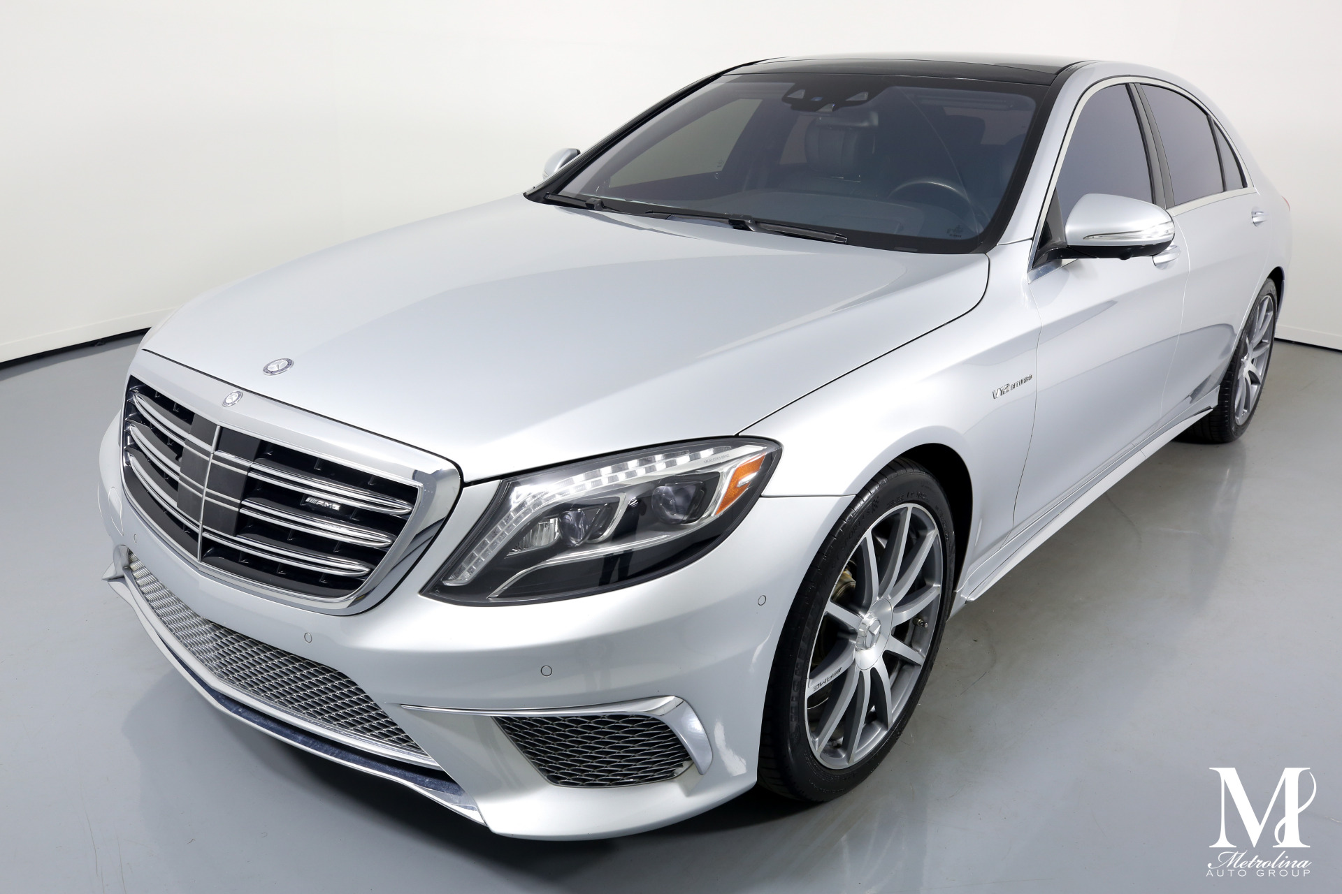 Used 2015 Mercedes-Benz S-Class S 65 AMG for sale $74,996 at Metrolina Auto Group in Charlotte NC 28217 - 4