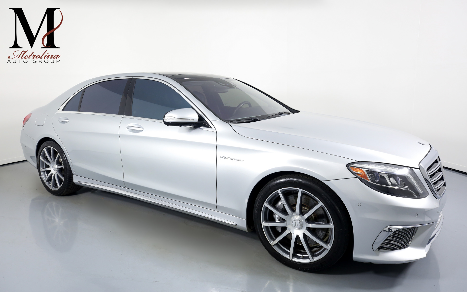 Used 2015 Mercedes-Benz S-Class S 65 AMG for sale $74,996 at Metrolina Auto Group in Charlotte NC 28217 - 1