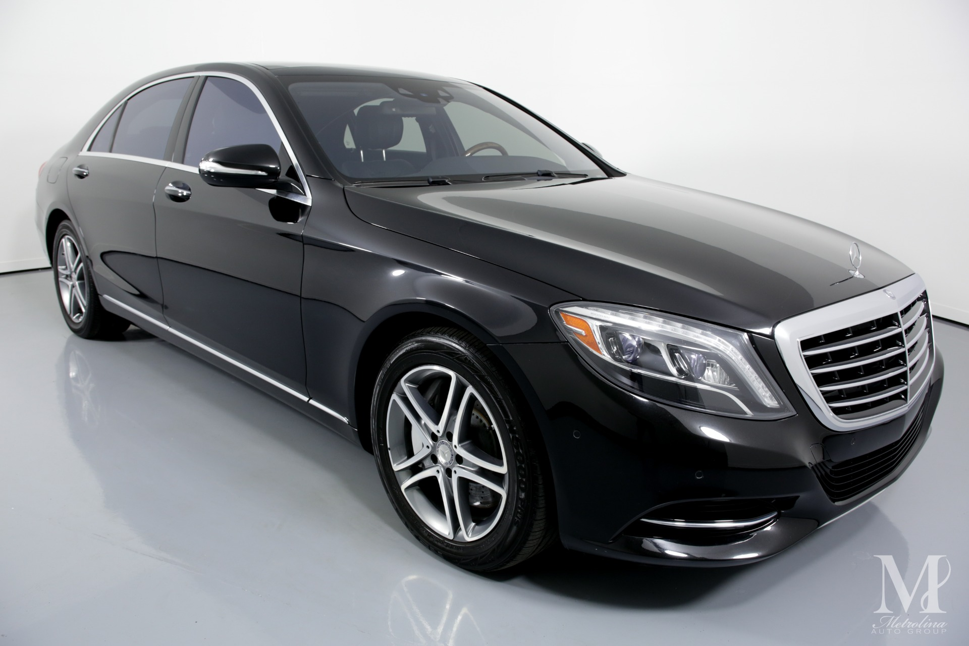 Used 2016 Mercedes-Benz S-Class S 550 4dr Sedan for sale $51,456 at Metrolina Auto Group in Charlotte NC 28217 - 2