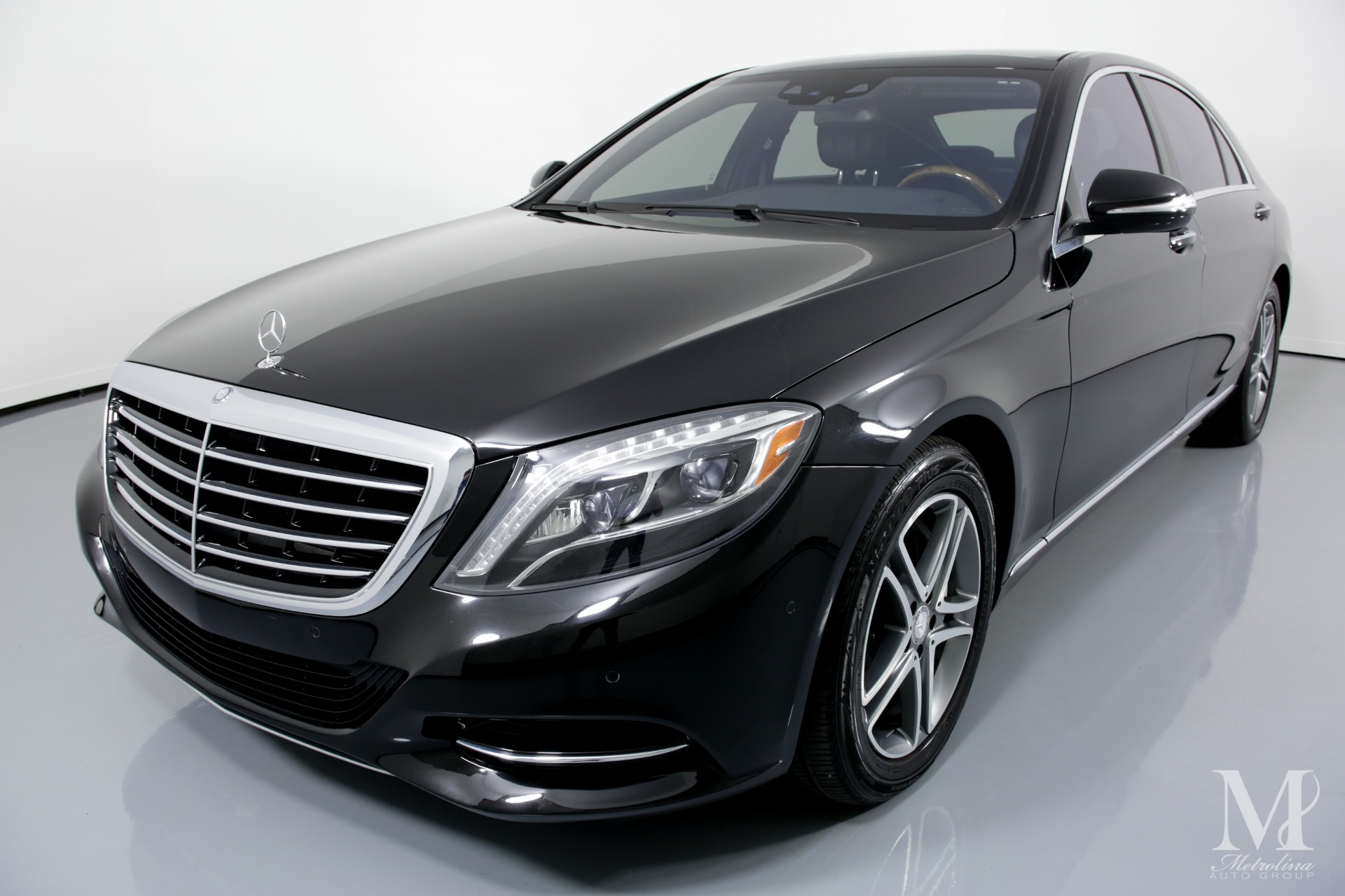 Used 2016 Mercedes-Benz S-Class S 550 4dr Sedan for sale $51,456 at Metrolina Auto Group in Charlotte NC 28217 - 4