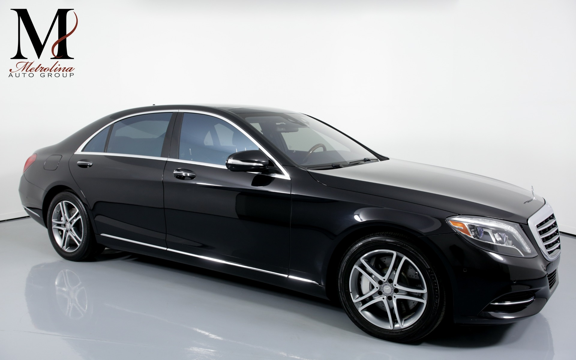 Used 2016 Mercedes-Benz S-Class S 550 4dr Sedan for sale $51,456 at Metrolina Auto Group in Charlotte NC 28217 - 1