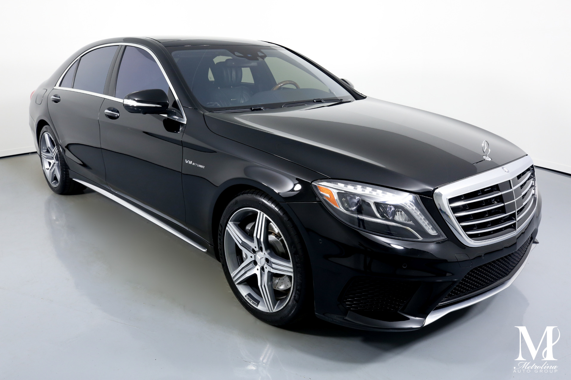 Used 2014 Mercedes-Benz S-Class S 63 AMG for sale Sold at Metrolina Auto Group in Charlotte NC 28217 - 2
