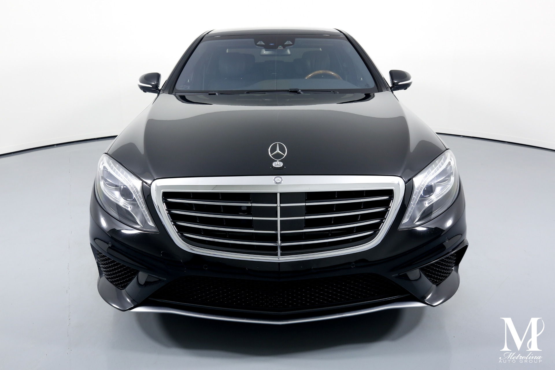 Used 2014 Mercedes-Benz S-Class S 63 AMG for sale Sold at Metrolina Auto Group in Charlotte NC 28217 - 3