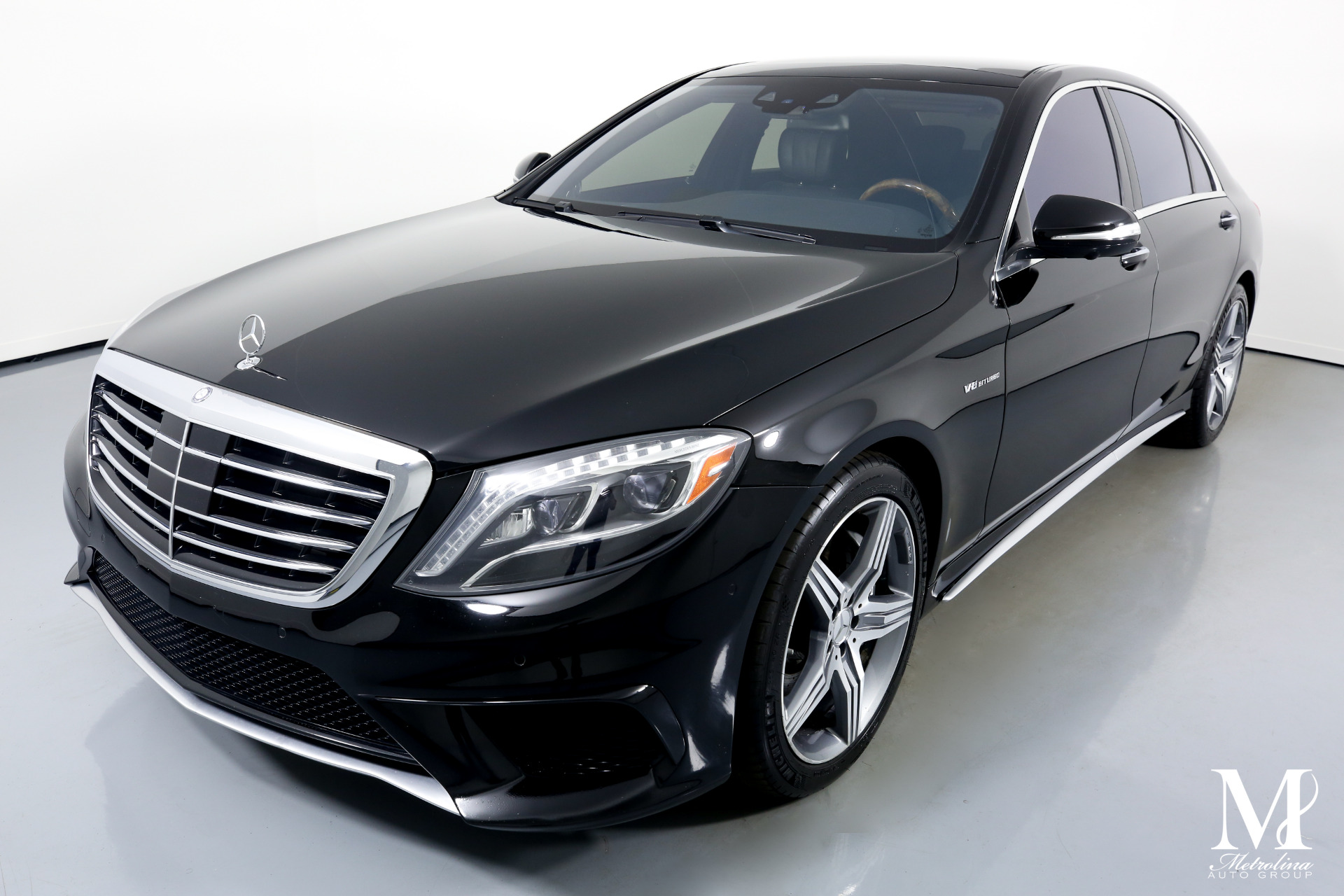 Used 2014 Mercedes-Benz S-Class S 63 AMG for sale Sold at Metrolina Auto Group in Charlotte NC 28217 - 4