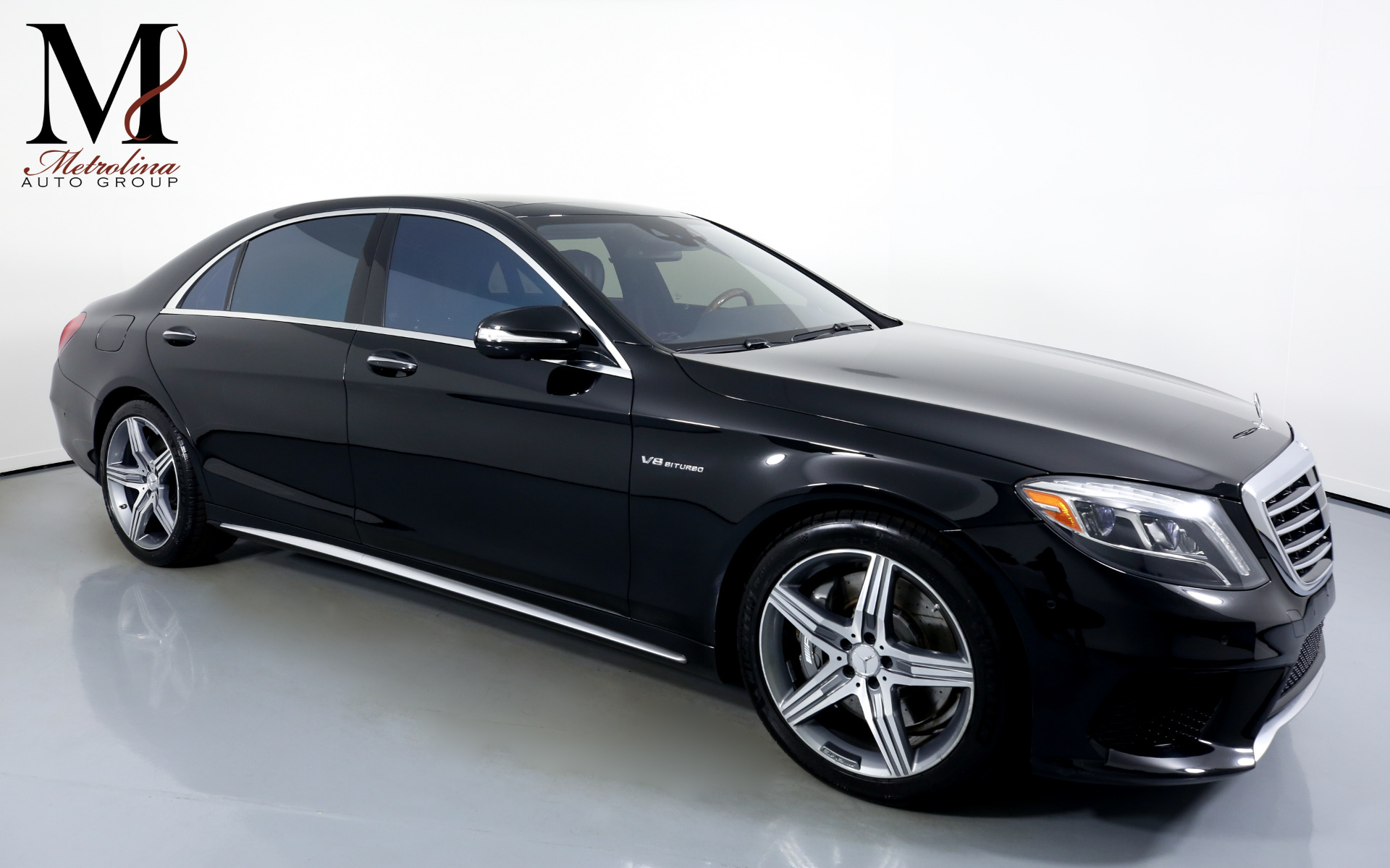 Used 2014 Mercedes-Benz S-Class S 63 AMG for sale Sold at Metrolina Auto Group in Charlotte NC 28217 - 1