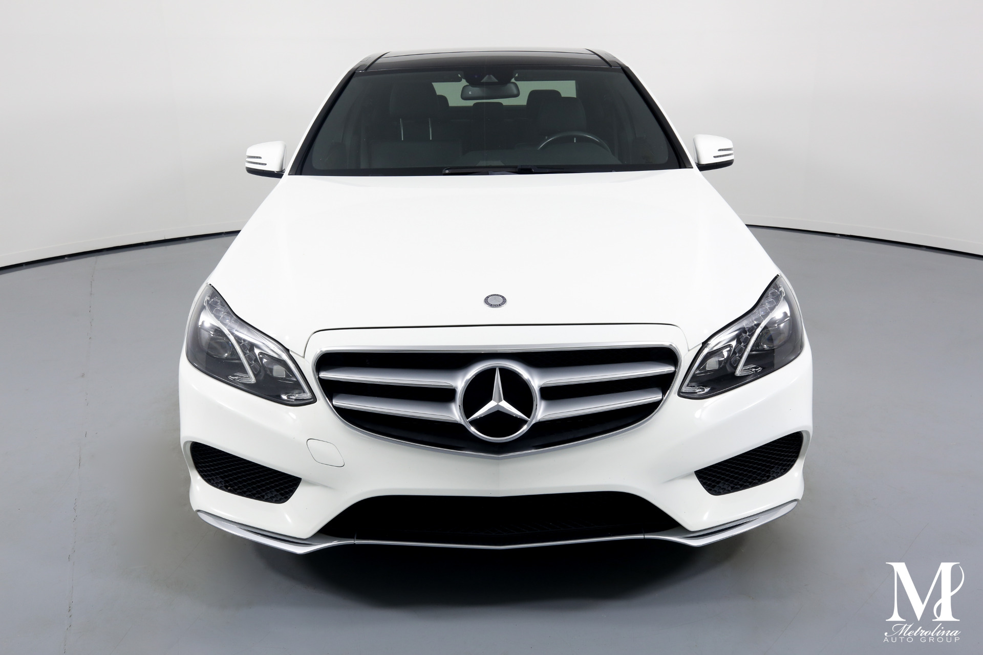 Used 2014 Mercedes-Benz E-Class E 350 Sport 4MATIC for sale $17,996 at Metrolina Auto Group in Charlotte NC 28217 - 3