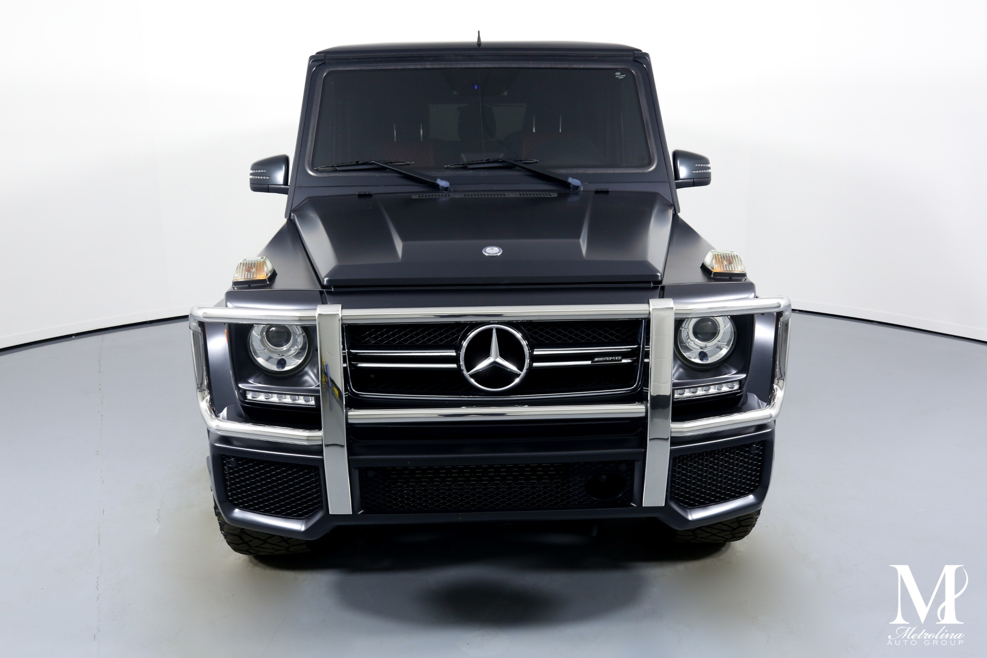 Used 2016 Mercedes-Benz G-Class AMG G 63 for sale Sold at Metrolina Auto Group in Charlotte NC 28217 - 3