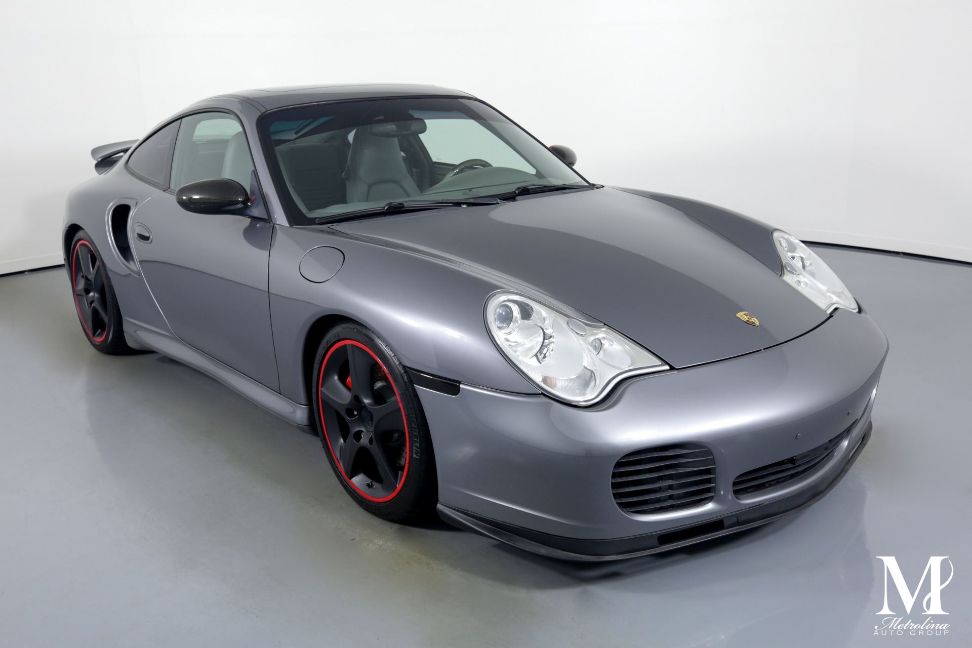 Used 2003 Porsche 911 Turbo for sale $49,996 at Metrolina Auto Group in Charlotte NC 28217 - 2