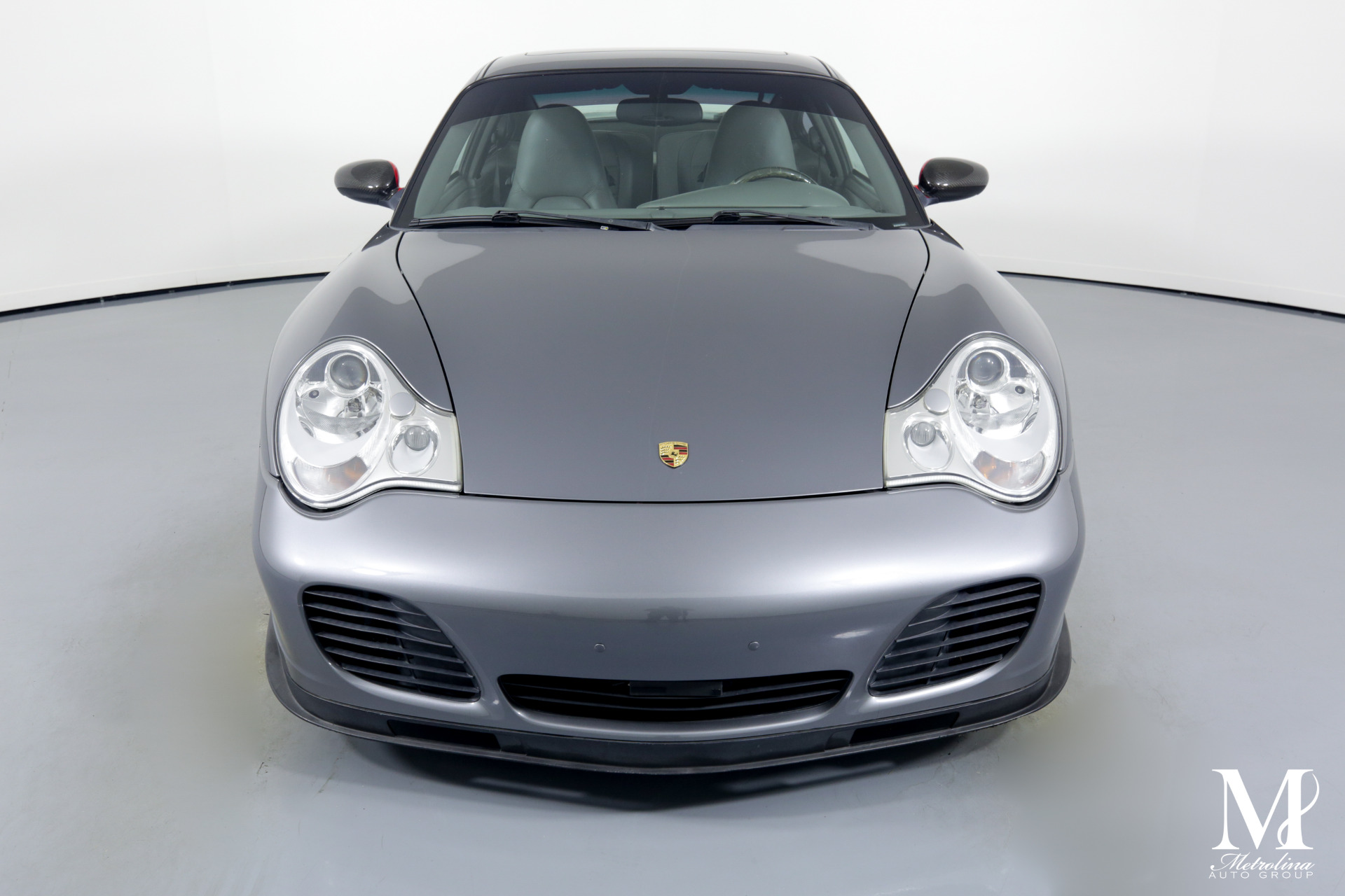 Used 2003 Porsche 911 Turbo for sale $49,996 at Metrolina Auto Group in Charlotte NC 28217 - 3