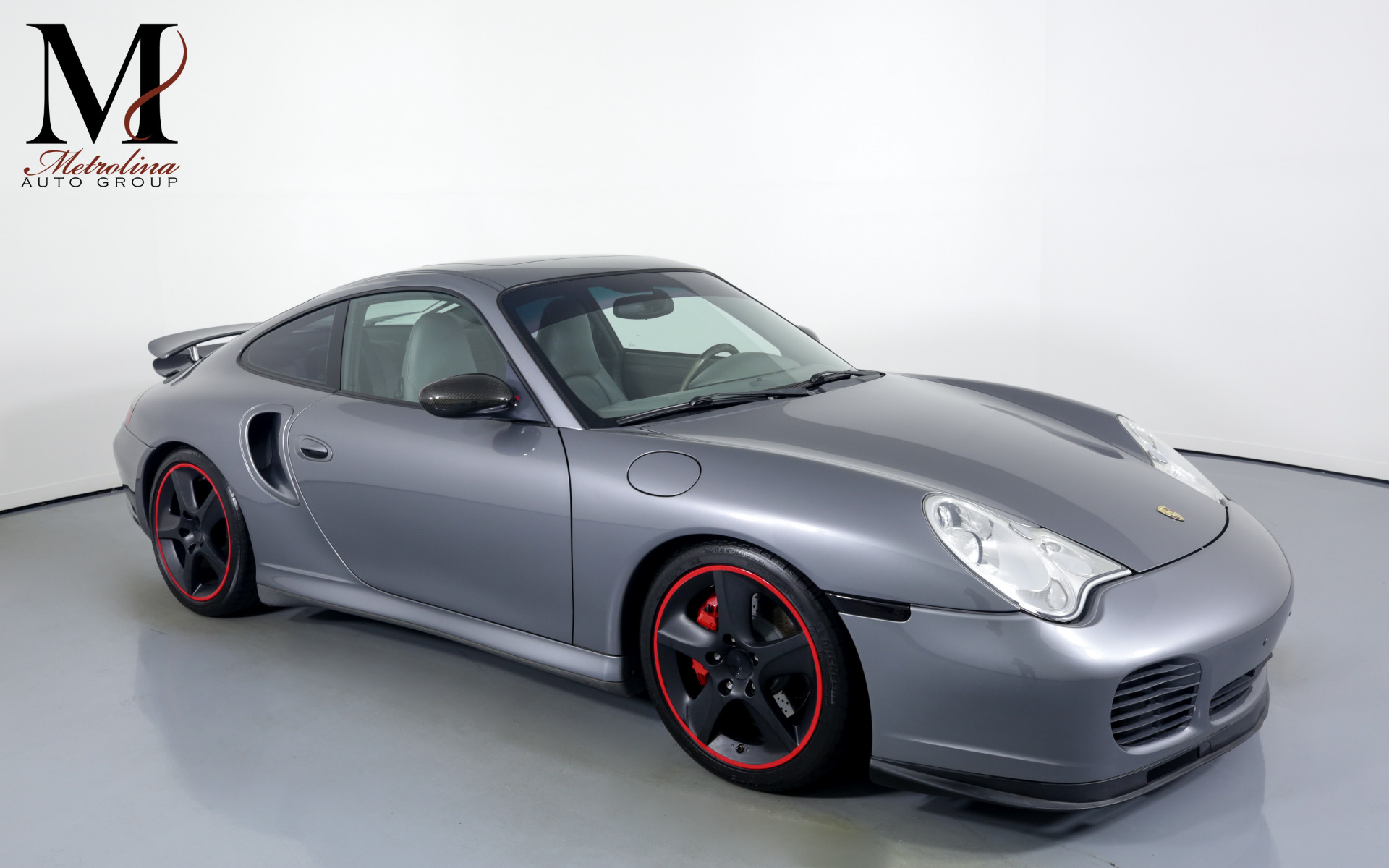Used 2003 Porsche 911 Turbo for sale $49,996 at Metrolina Auto Group in Charlotte NC 28217 - 1