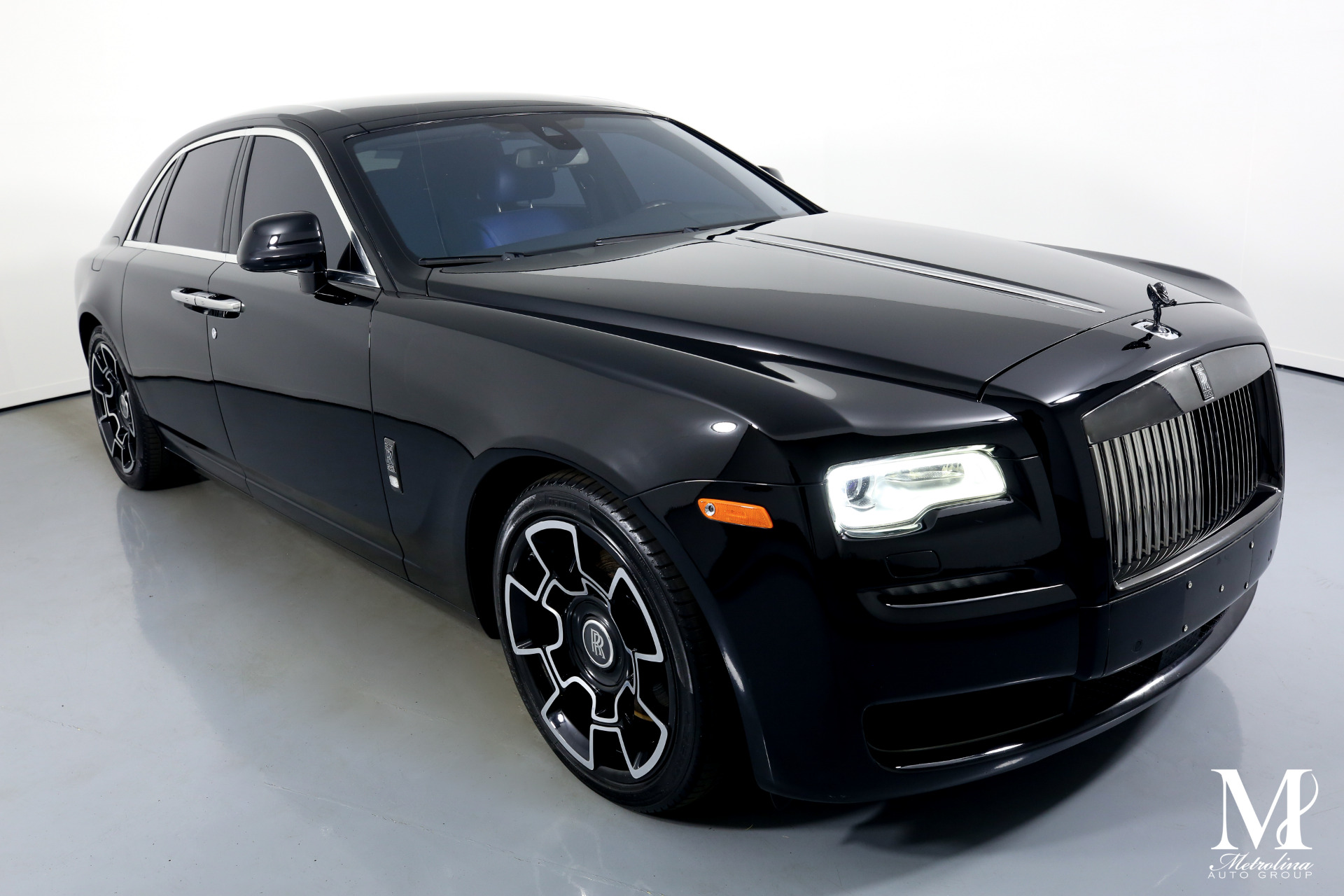 Used 2017 Rolls-Royce Ghost for sale $214,996 at Metrolina Auto Group in Charlotte NC 28217 - 2
