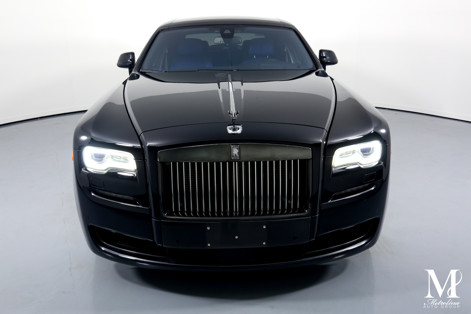 Used 2017 Rolls-Royce Ghost for sale $214,996 at Metrolina Auto Group in Charlotte NC 28217 - 3