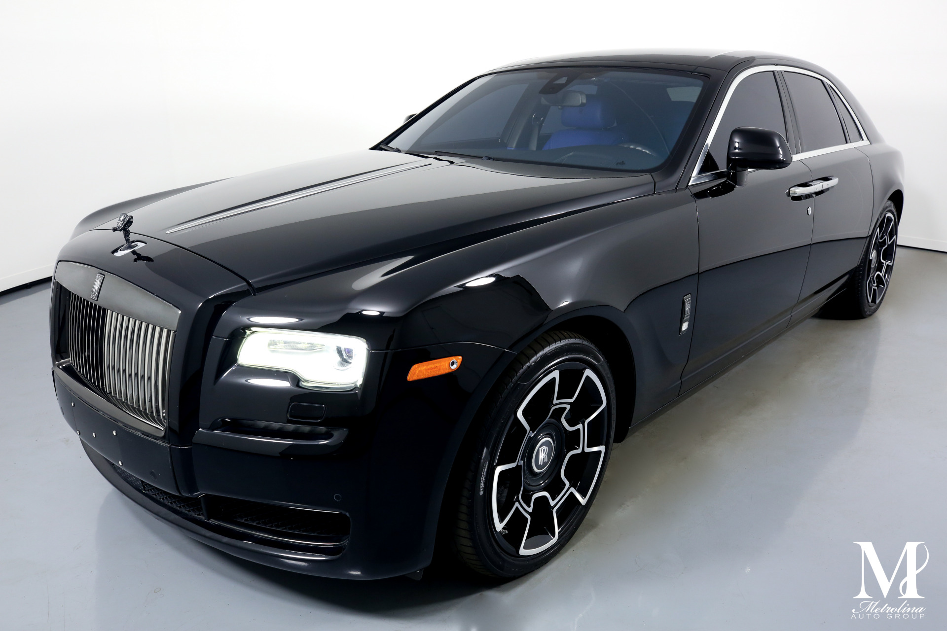 Used 2017 Rolls-Royce Ghost for sale $214,996 at Metrolina Auto Group in Charlotte NC 28217 - 4