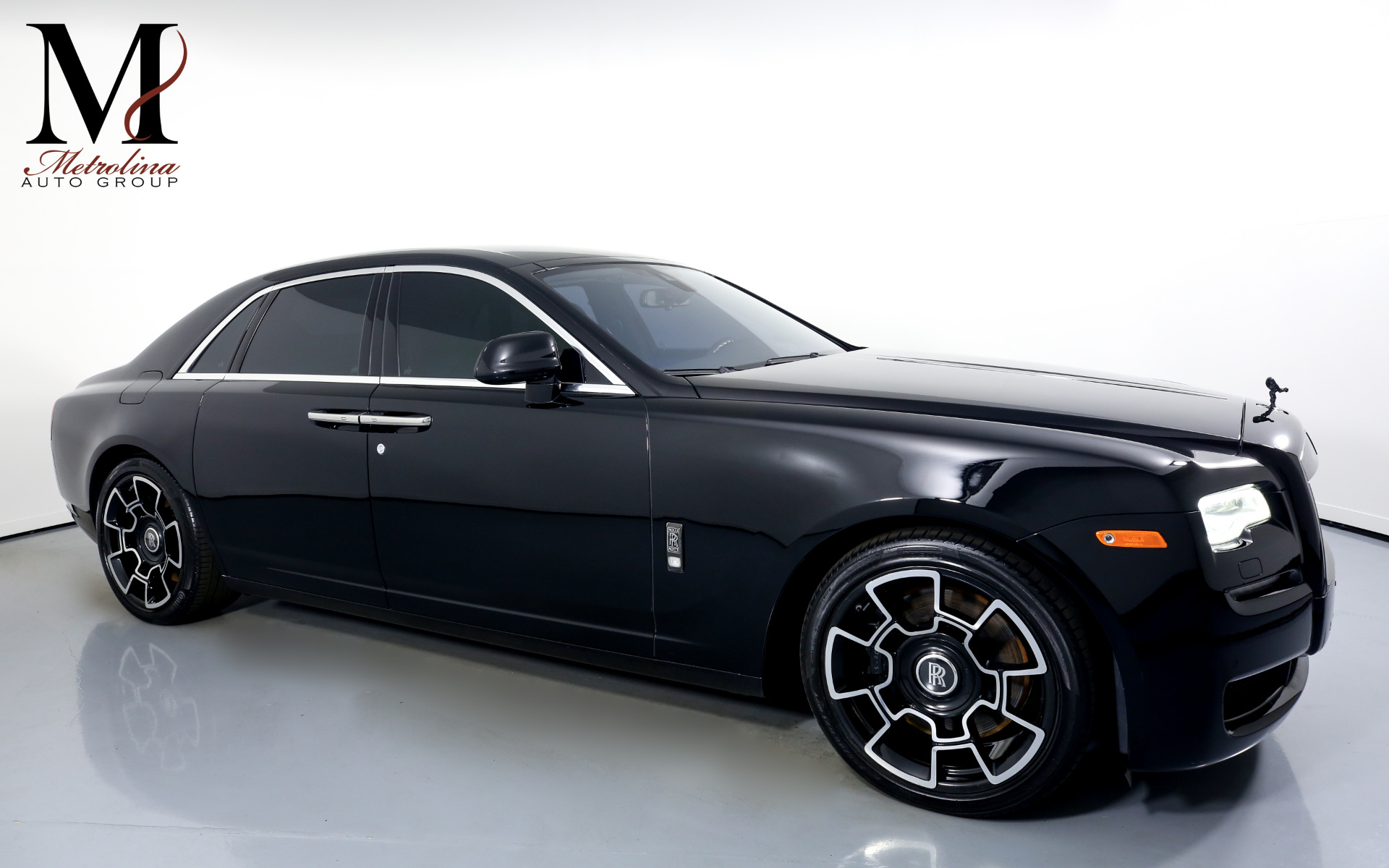 Used 2017 Rolls-Royce Ghost for sale $214,996 at Metrolina Auto Group in Charlotte NC 28217 - 1