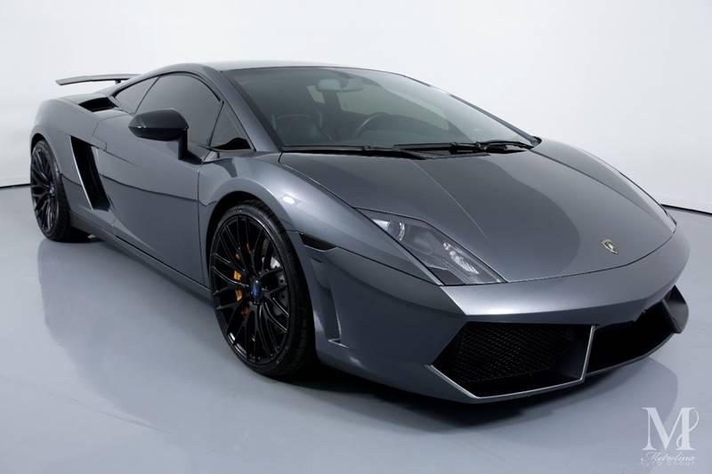 Used 2013 Lamborghini Gallardo LP 550 2 2dr Coupe for sale Sold at Metrolina Auto Group in Charlotte NC 28217 - 2