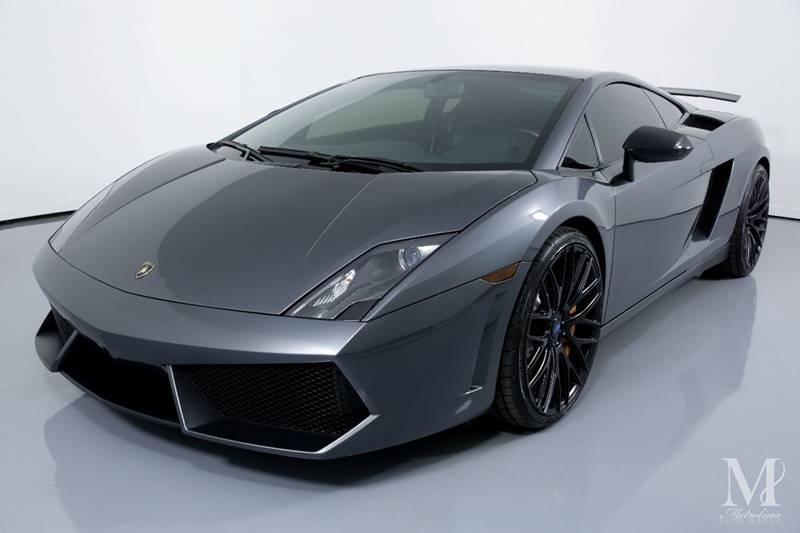 Used 2013 Lamborghini Gallardo LP 550 2 2dr Coupe for sale Sold at Metrolina Auto Group in Charlotte NC 28217 - 4
