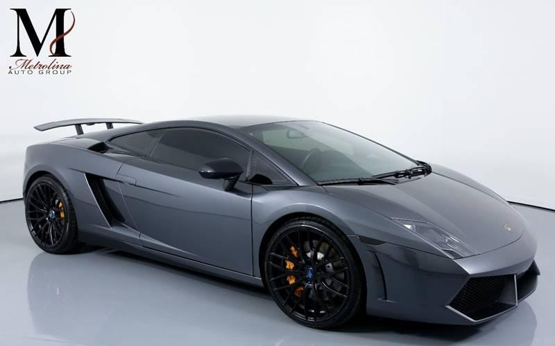 Used 2013 Lamborghini Gallardo LP 550 2 2dr Coupe for sale Sold at Metrolina Auto Group in Charlotte NC 28217 - 1