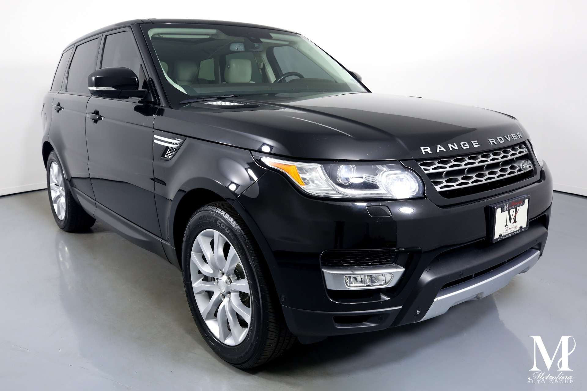Used 2014 Land Rover Range Rover Sport Supercharged for sale $29,996 at Metrolina Auto Group in Charlotte NC 28217 - 2