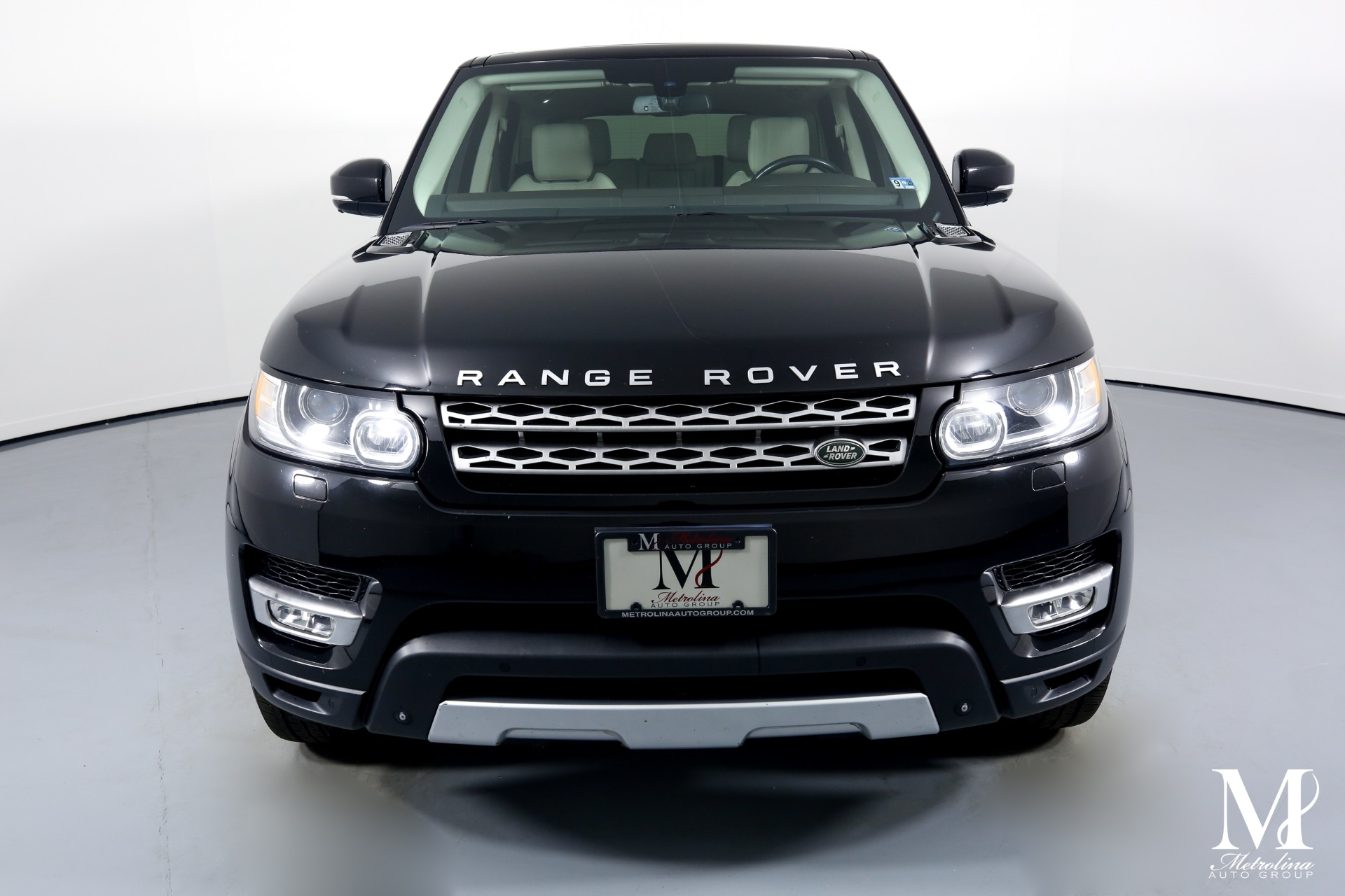 Used 2014 Land Rover Range Rover Sport Supercharged for sale $29,996 at Metrolina Auto Group in Charlotte NC 28217 - 3