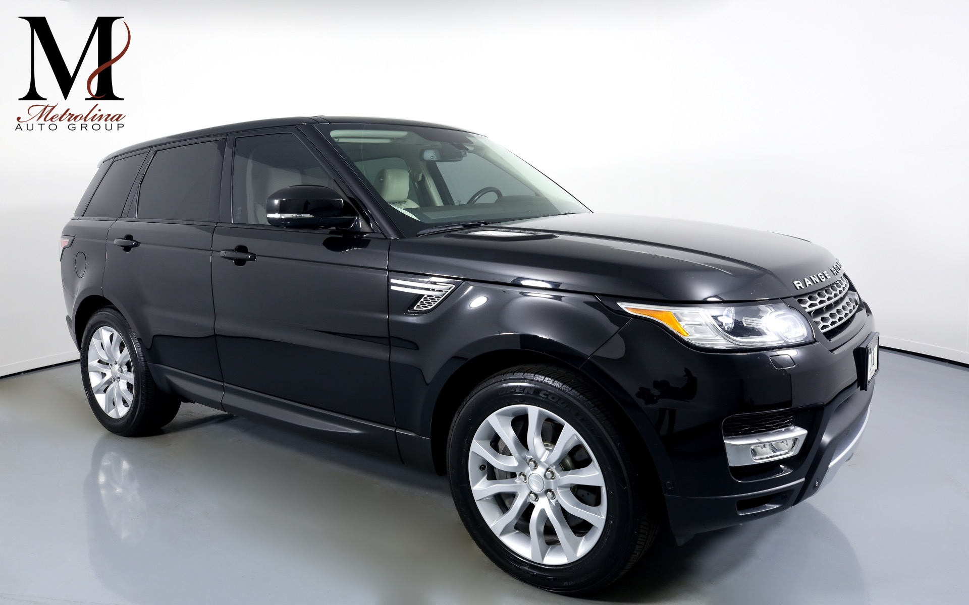 Used 2014 Land Rover Range Rover Sport Supercharged for sale $29,996 at Metrolina Auto Group in Charlotte NC 28217 - 1