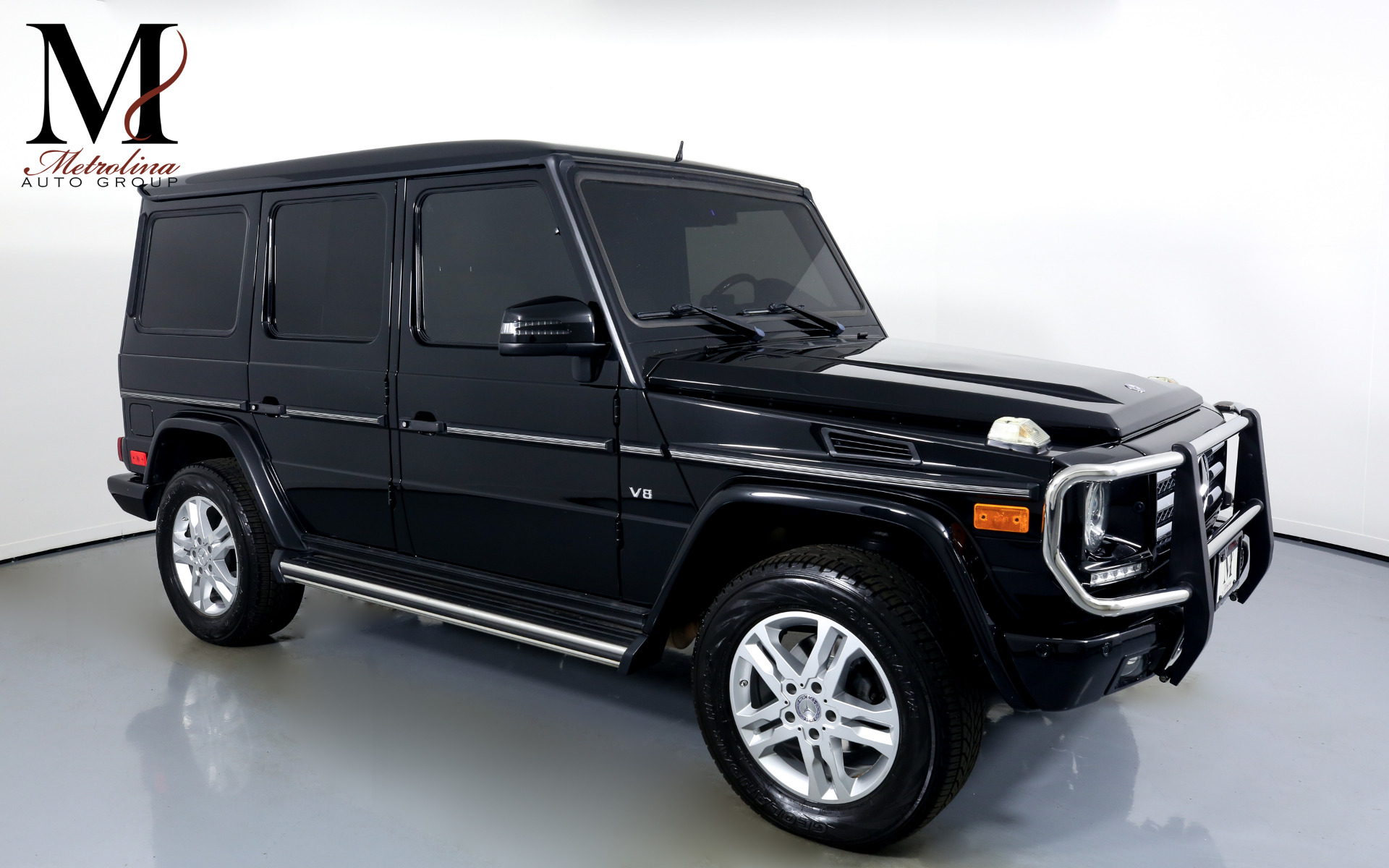 Used 2013 Mercedes-Benz G-Class G 550 for sale $64,996 at Metrolina Auto Group in Charlotte NC 28217 - 1