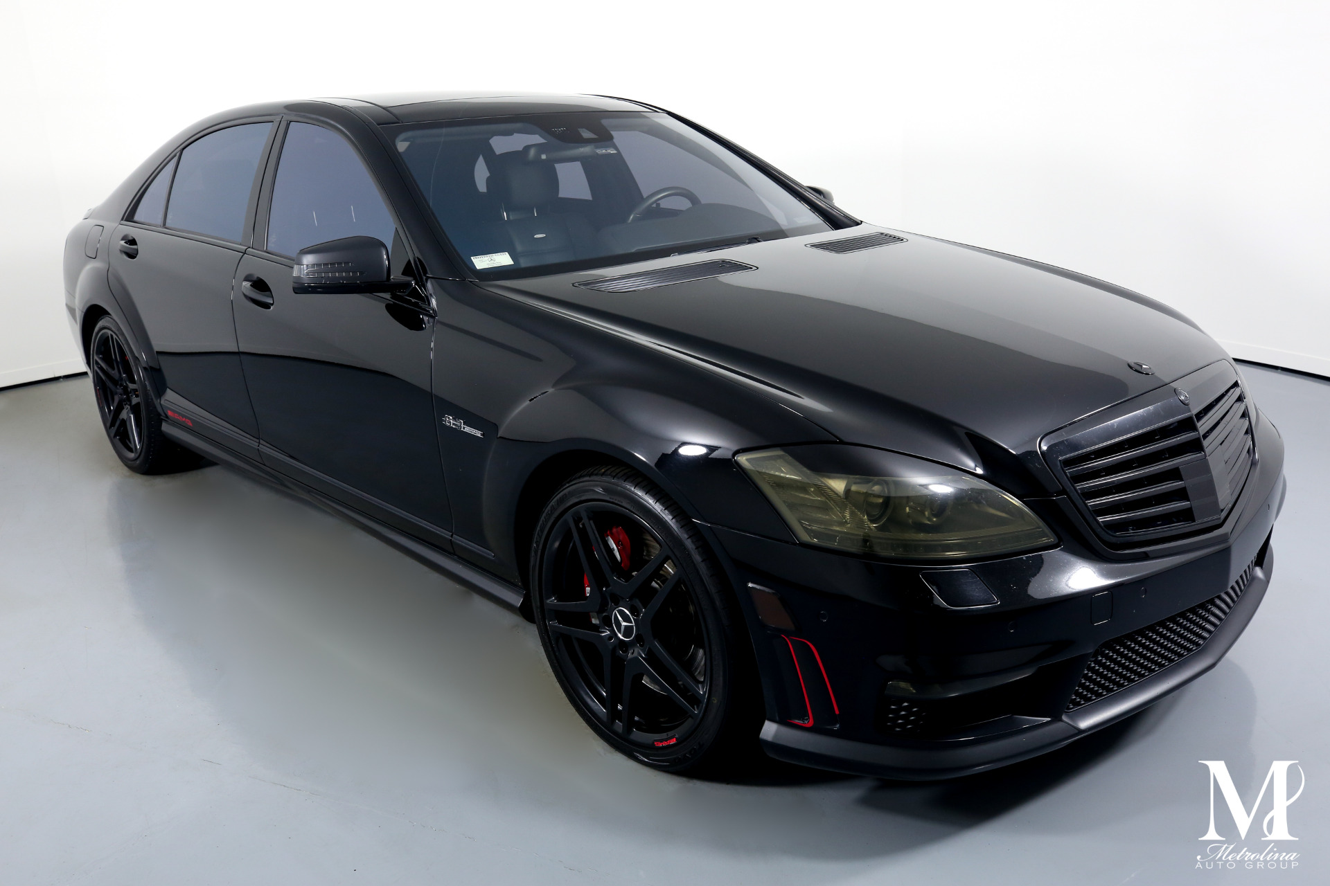Used 2010 Mercedes-Benz S-Class S 63 AMG for sale $34,996 at Metrolina Auto Group in Charlotte NC 28217 - 2